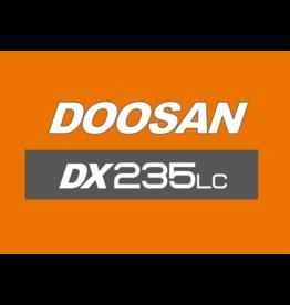 Echle Hartstahl GmbH FOPS DX235LC-5