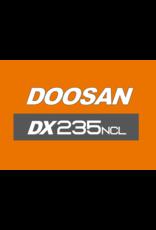 Echle Hartstahl GmbH FOPS pour Doosan DX235NLC-5
