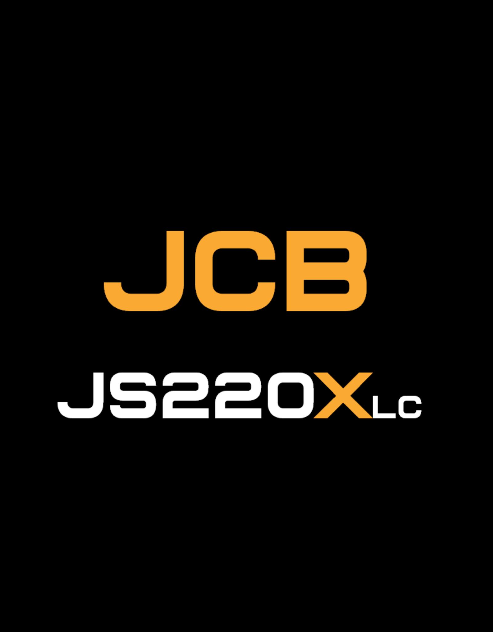 Echle Hartstahl GmbH FOPS pour JCB JS220 X LC