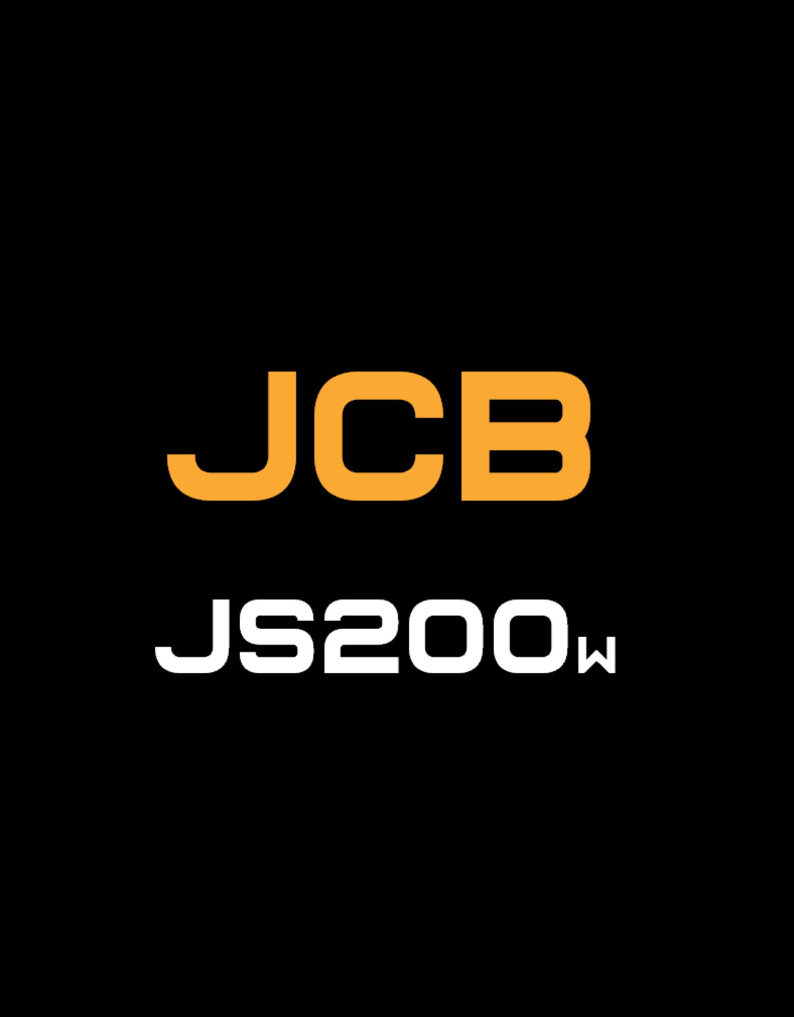 Echle Hartstahl GmbH FOPS pour JCB JS200W