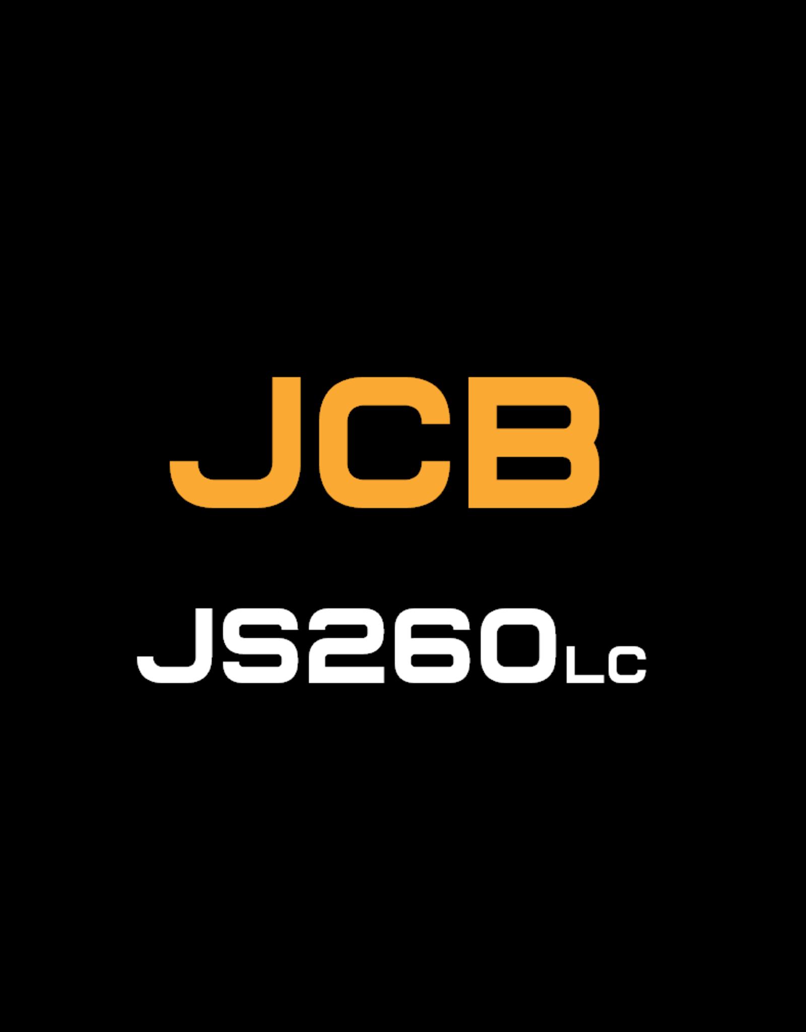 Echle Hartstahl GmbH FOPS für JCB JS260LC