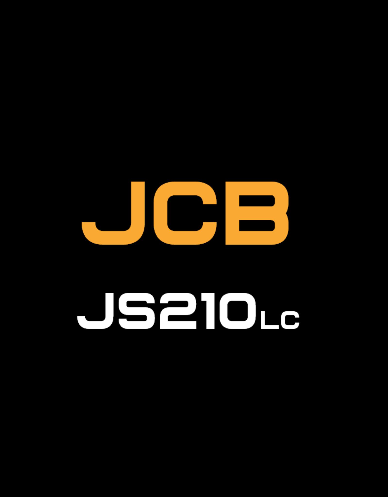 Echle Hartstahl GmbH FOPS für JCB JS210LC