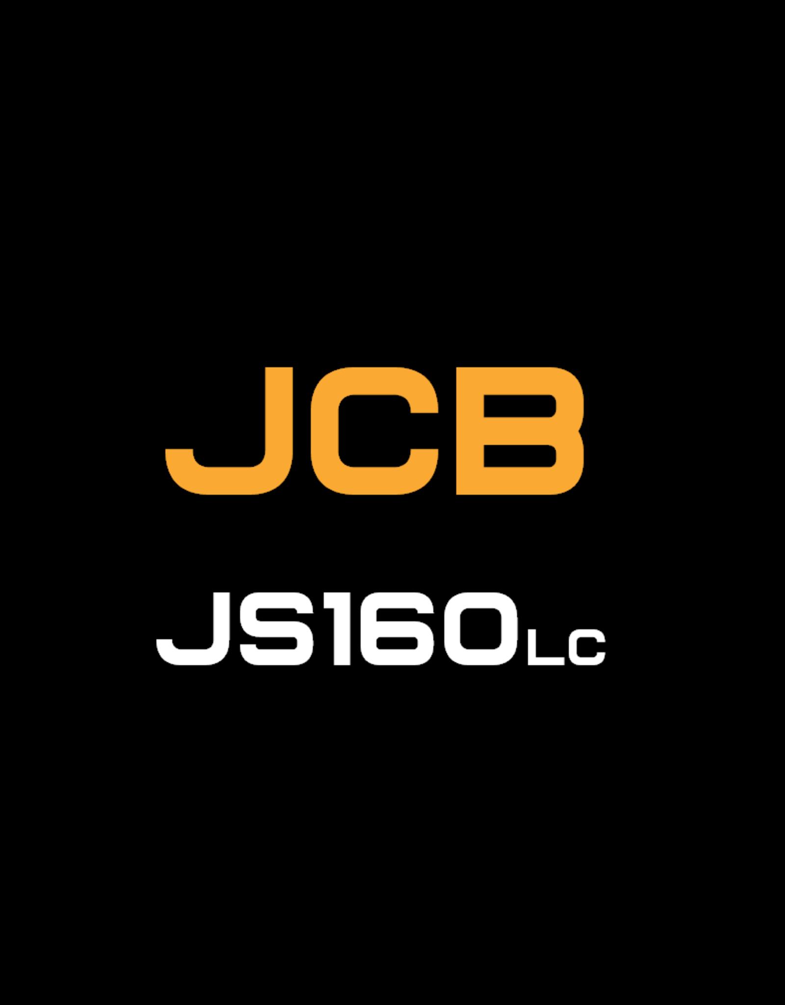 Echle Hartstahl GmbH FOPS pour JCB JS160LC
