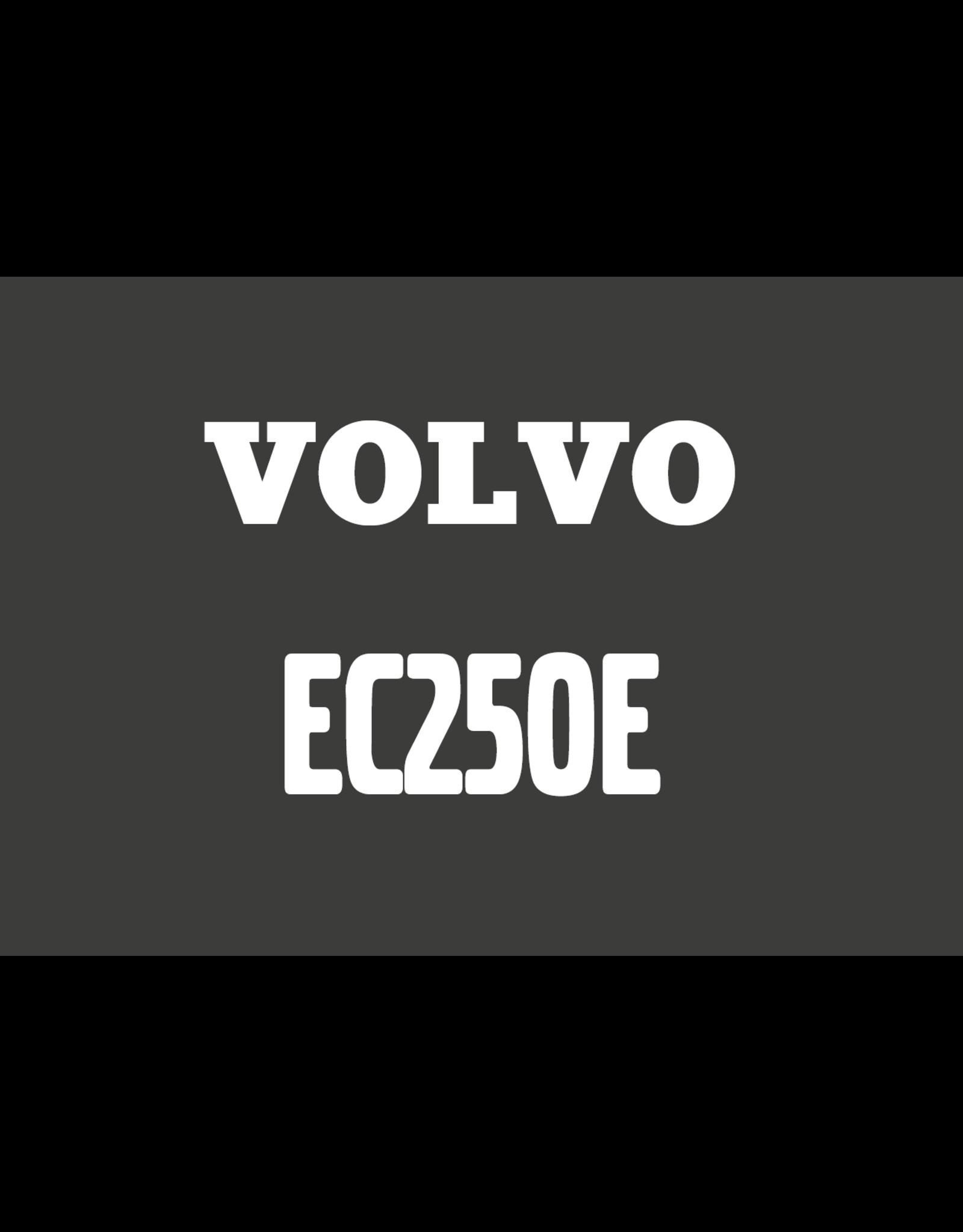 Echle Hartstahl GmbH FOPS pour Volvo EC250E