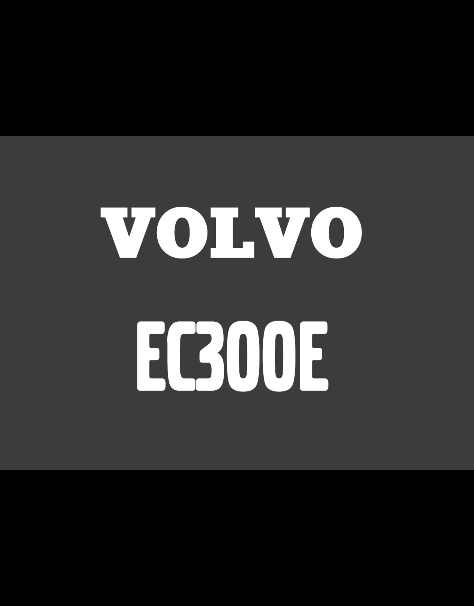 Echle Hartstahl GmbH FOPS pour Volvo EC300E