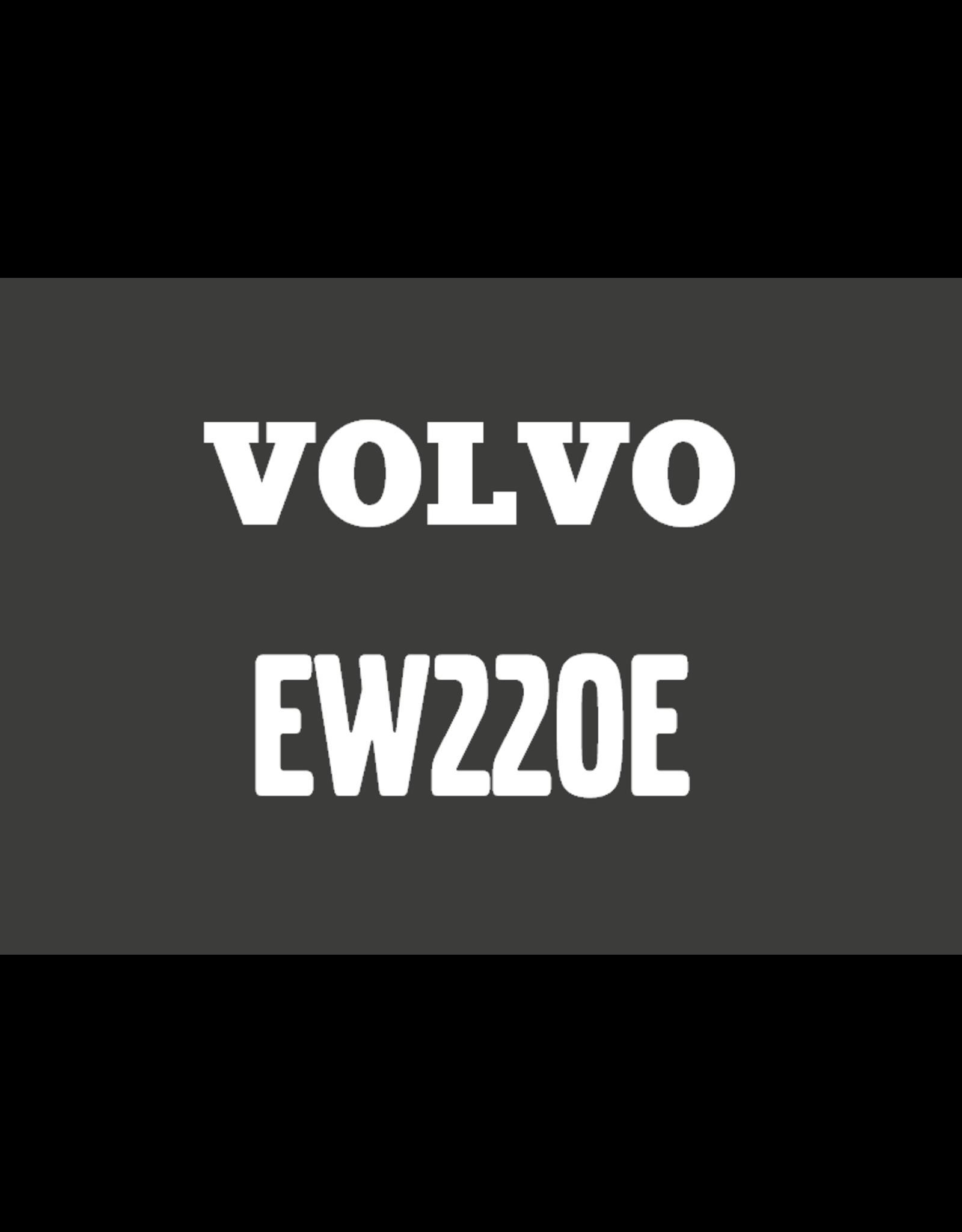 Echle Hartstahl GmbH FOPS for Volvo EW220E