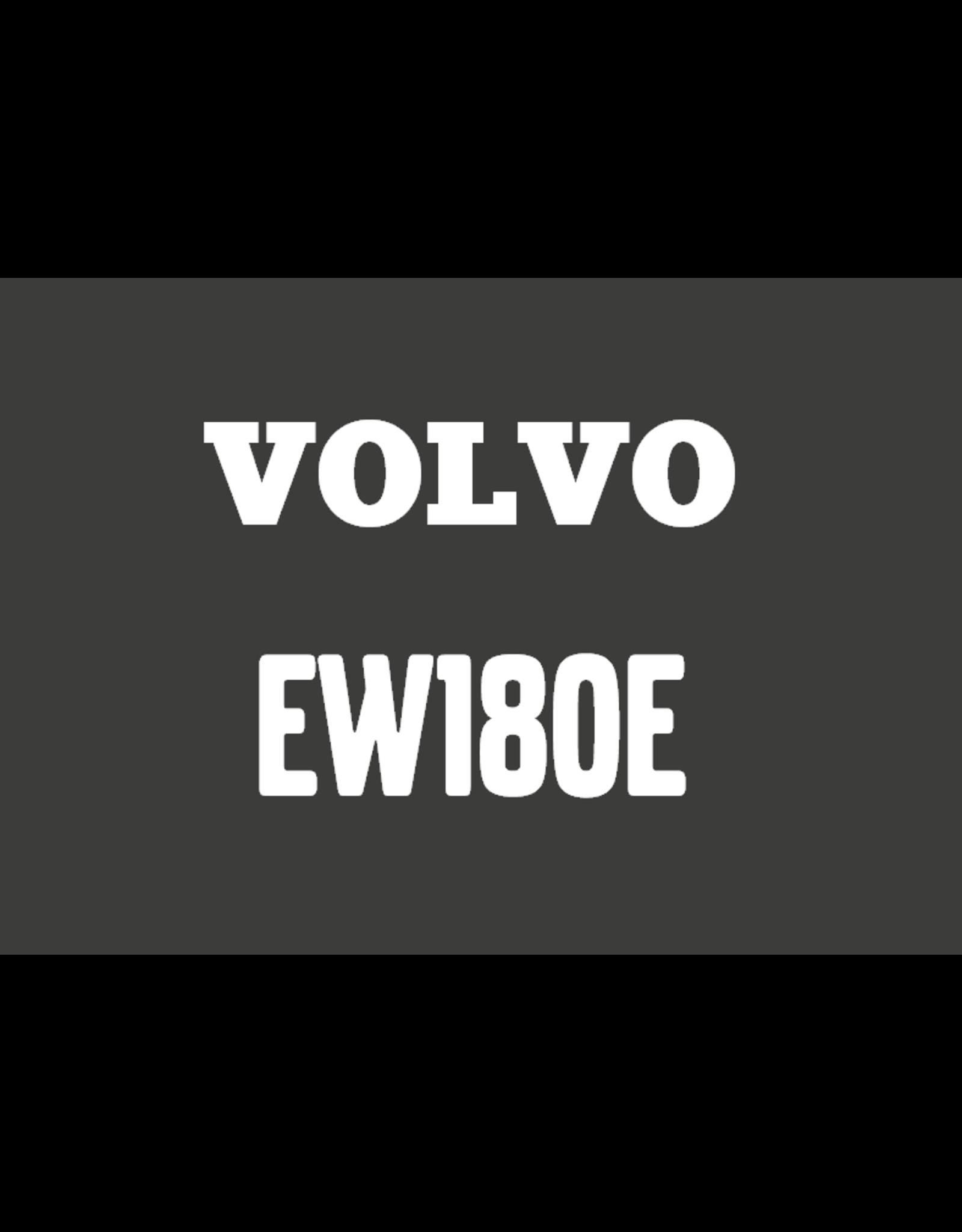 Echle Hartstahl GmbH FOPS für Volvo EW180E