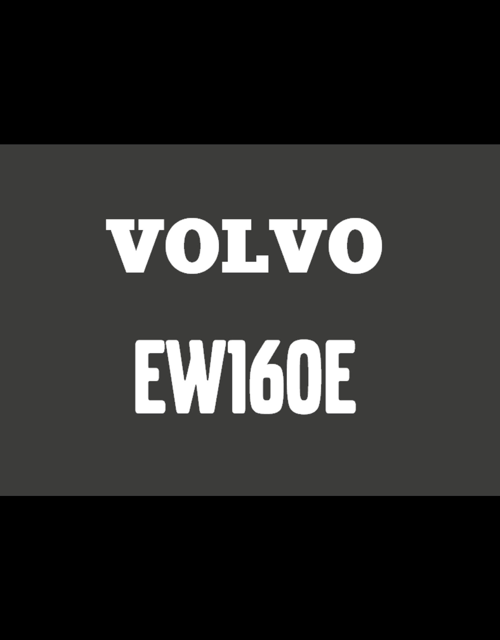 Echle Hartstahl GmbH FOPS for Volvo EW160E