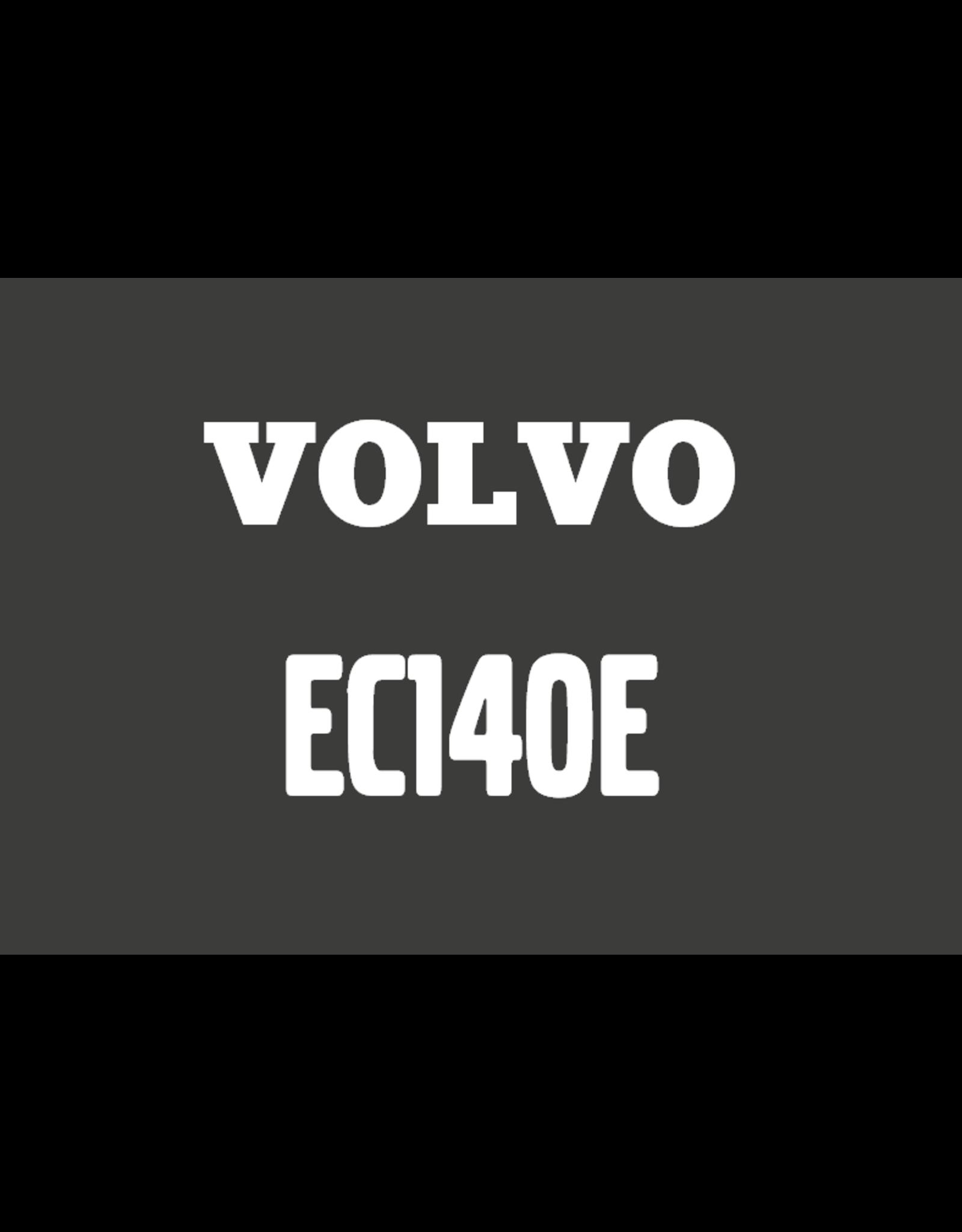 Echle Hartstahl GmbH FOPS pour Volvo EC140E