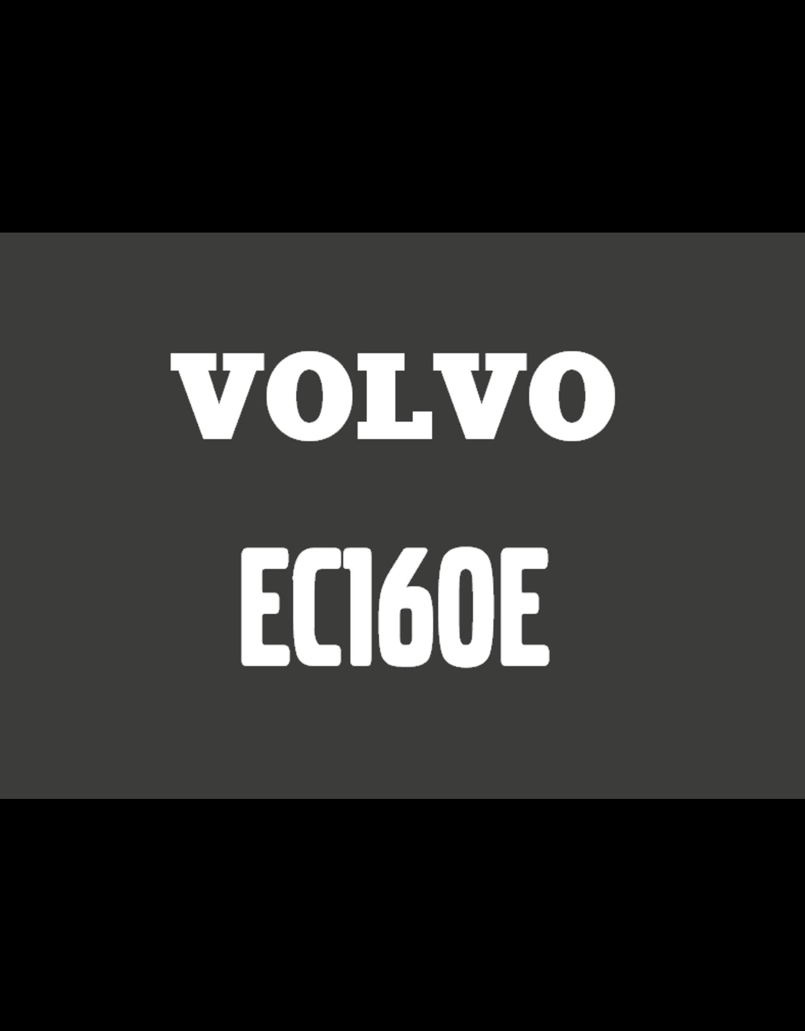 Echle Hartstahl GmbH FOPS pour Volvo EC160E