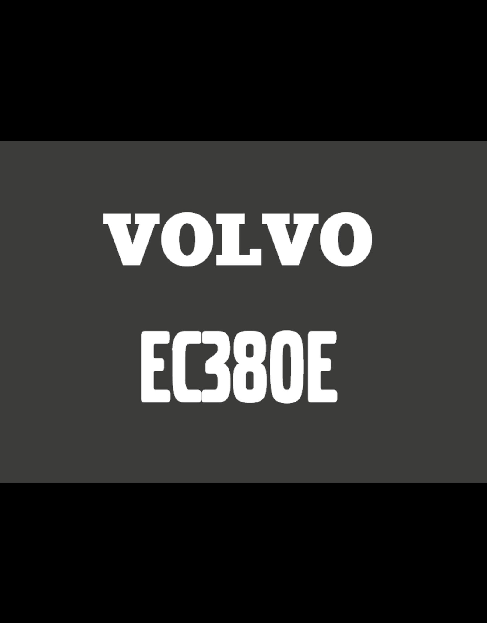 Echle Hartstahl GmbH FOPS for Volvo EC380E