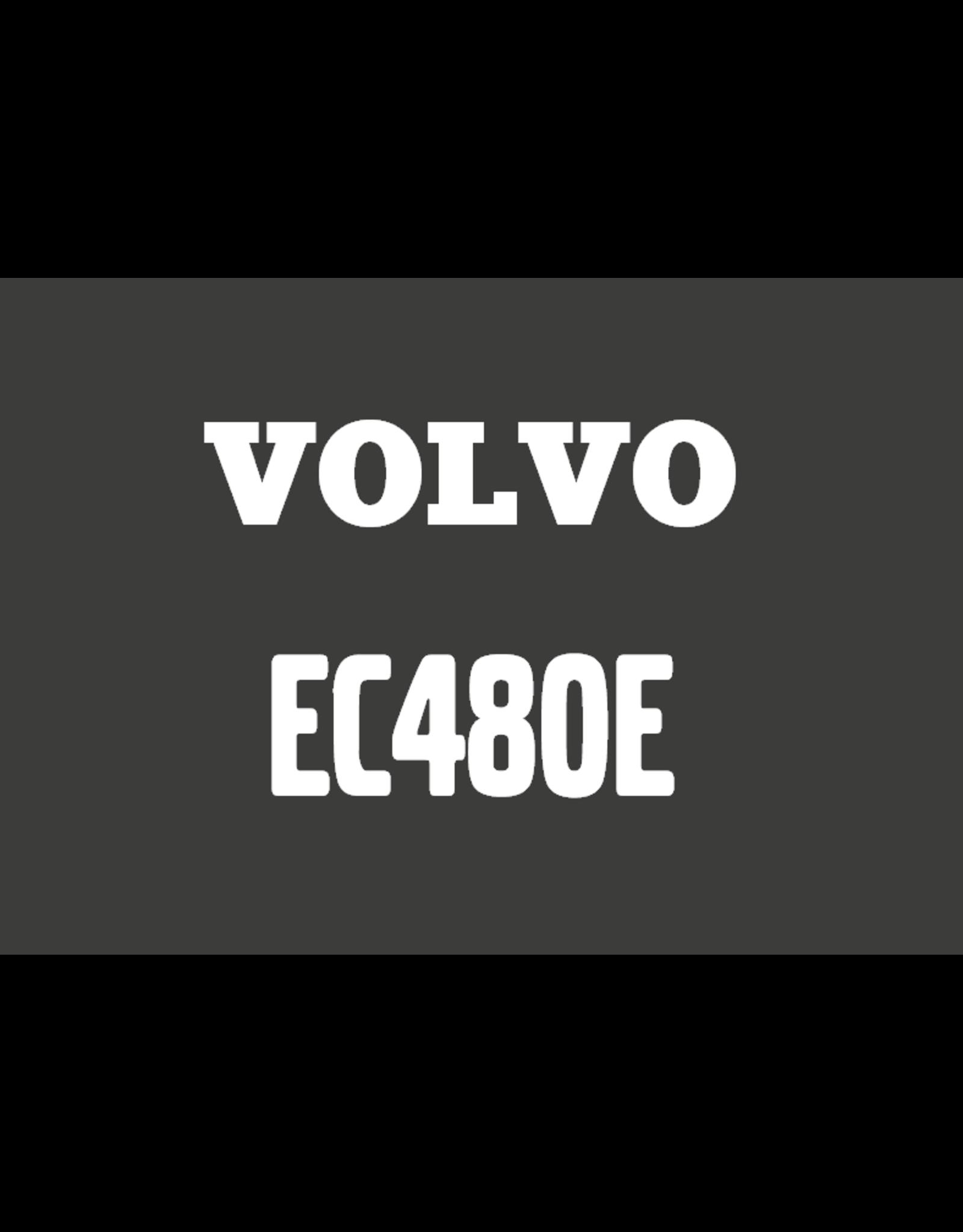 Echle Hartstahl GmbH FOPS pour Volvo EC480E