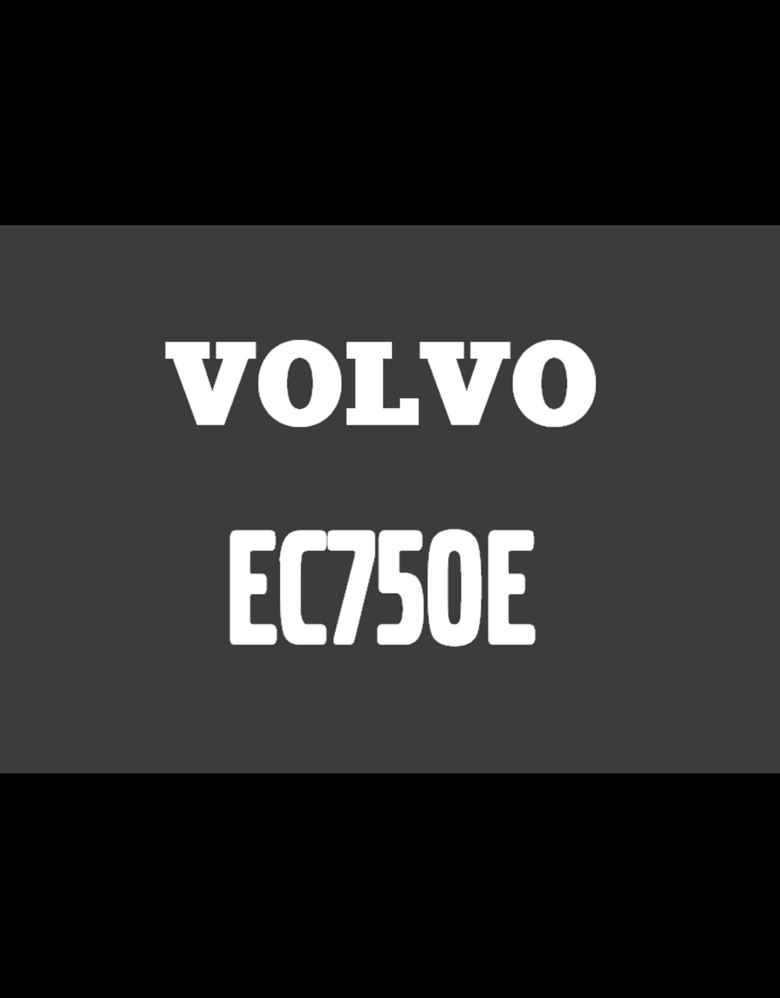 Echle Hartstahl GmbH FOPS pour Volvo EC750E