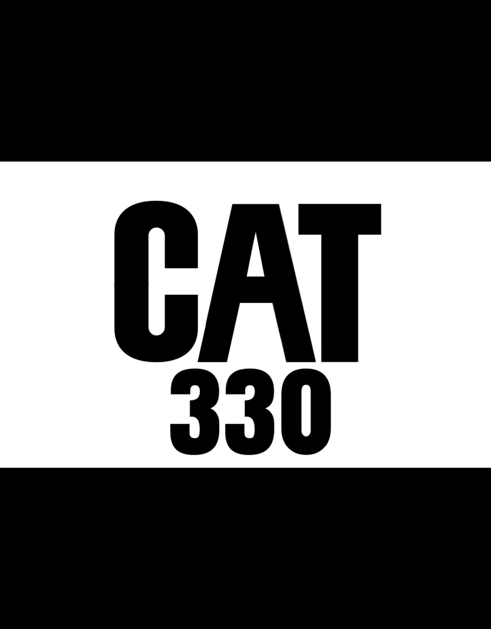 Echle Hartstahl GmbH FOPS pour CAT 330