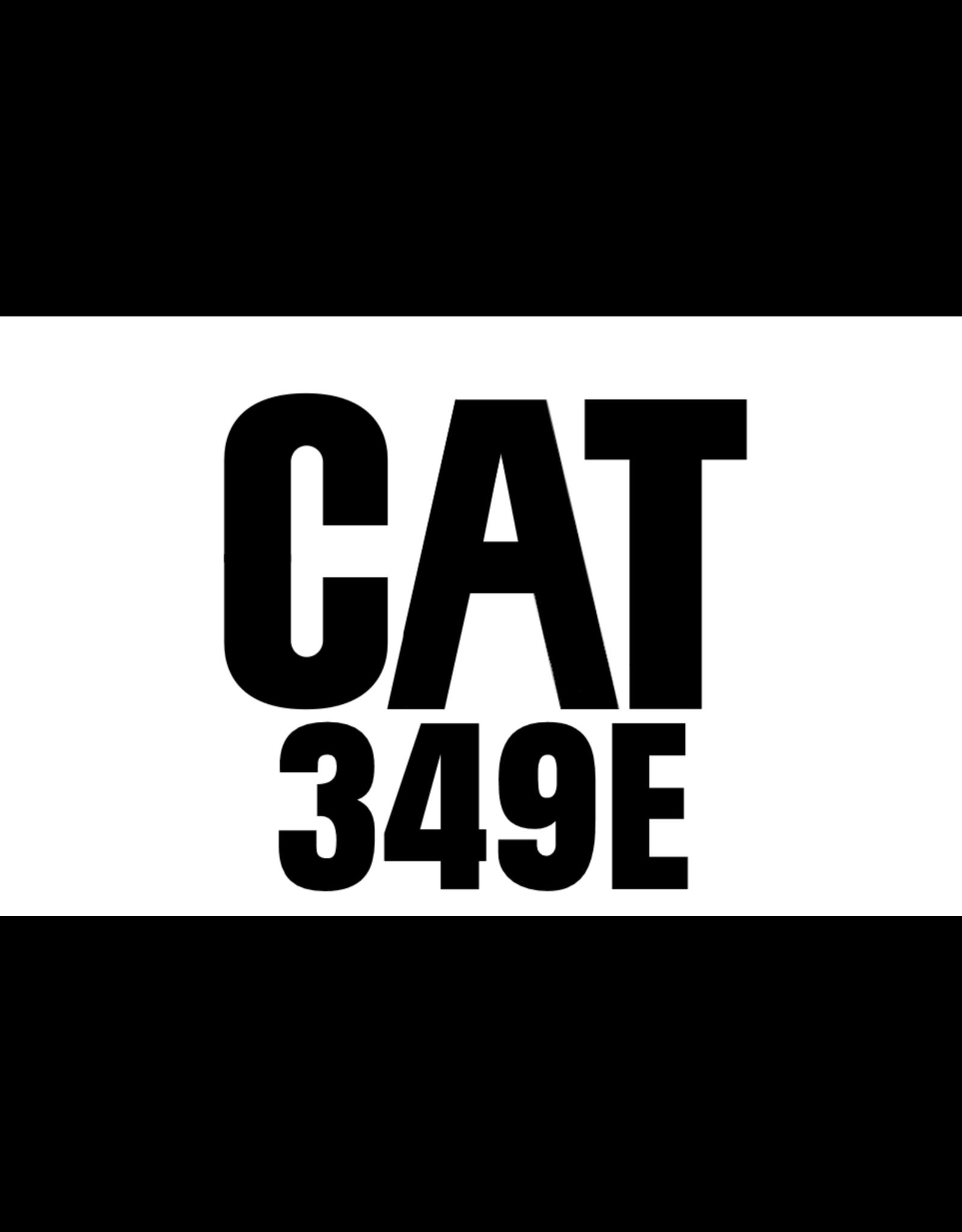 Echle Hartstahl GmbH FOPS pour CAT 349E