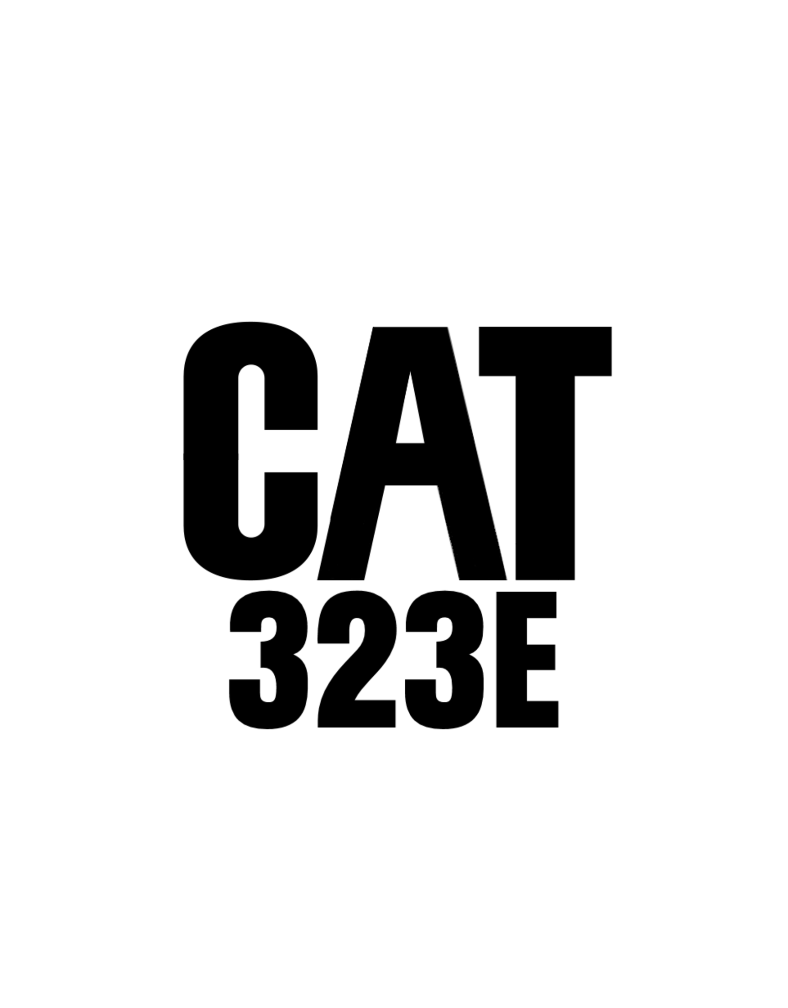 Echle Hartstahl GmbH FOPS for CAT 323E