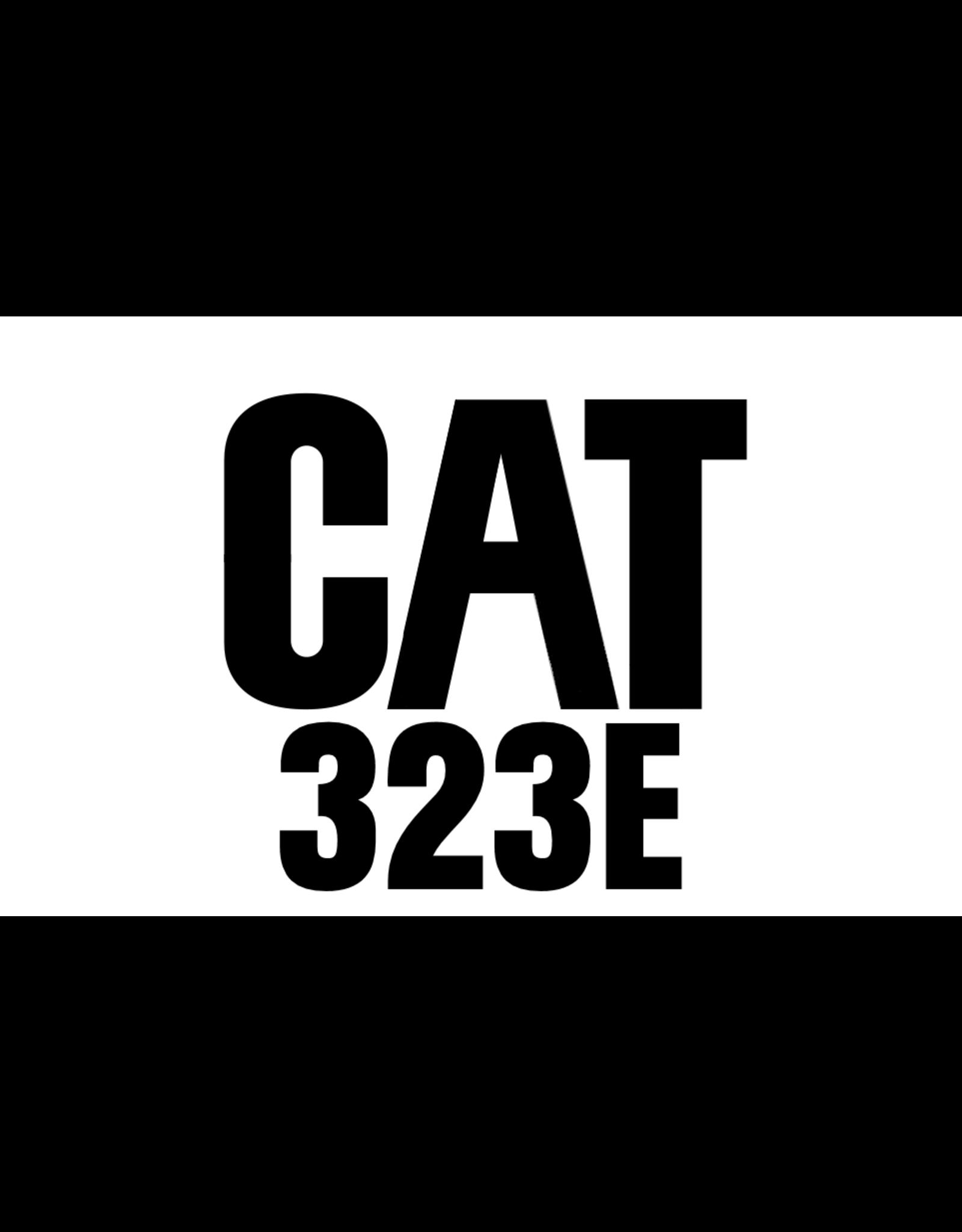 Echle Hartstahl GmbH FOPS pour CAT 323E