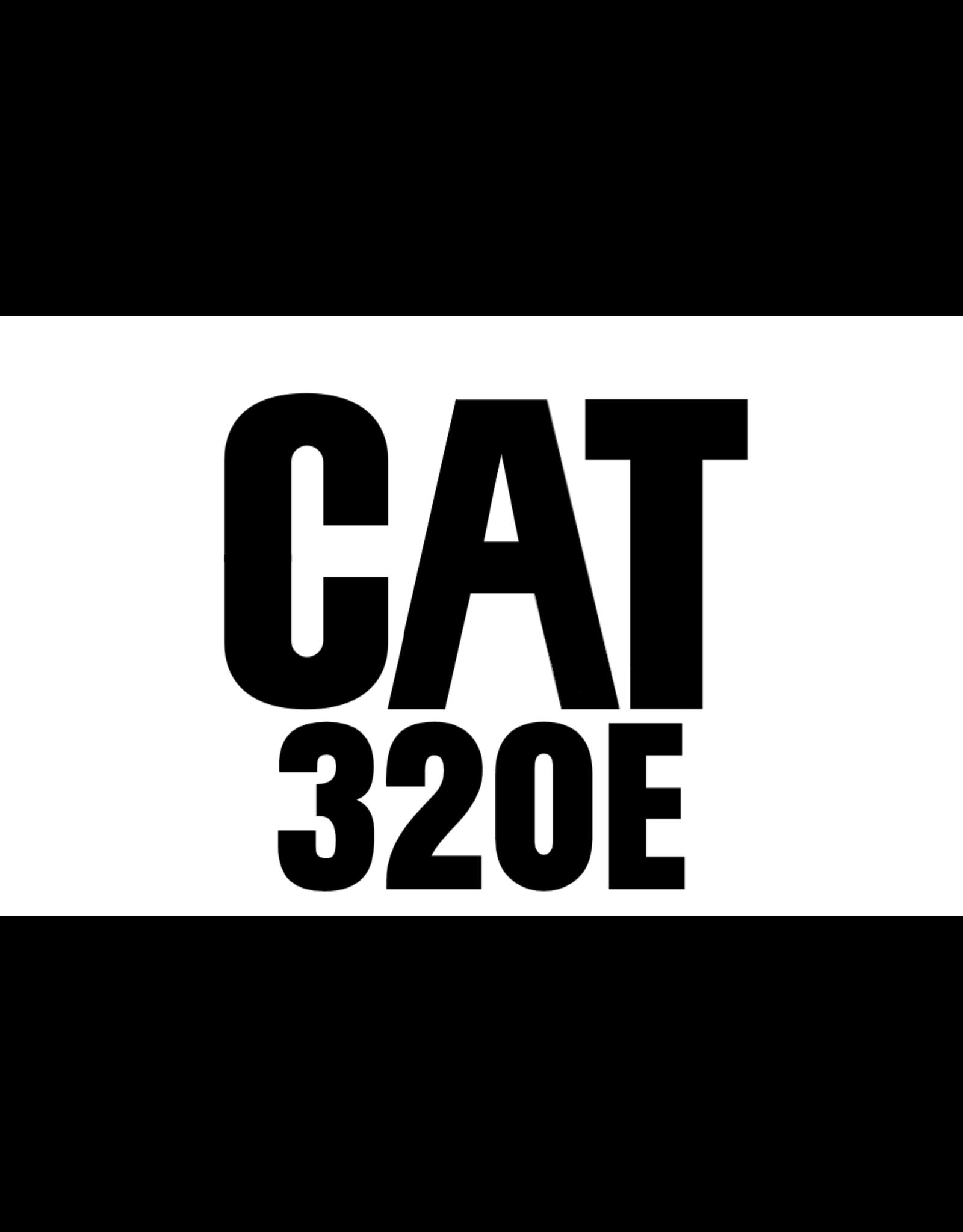 Echle Hartstahl GmbH FOPS pour CAT 320E