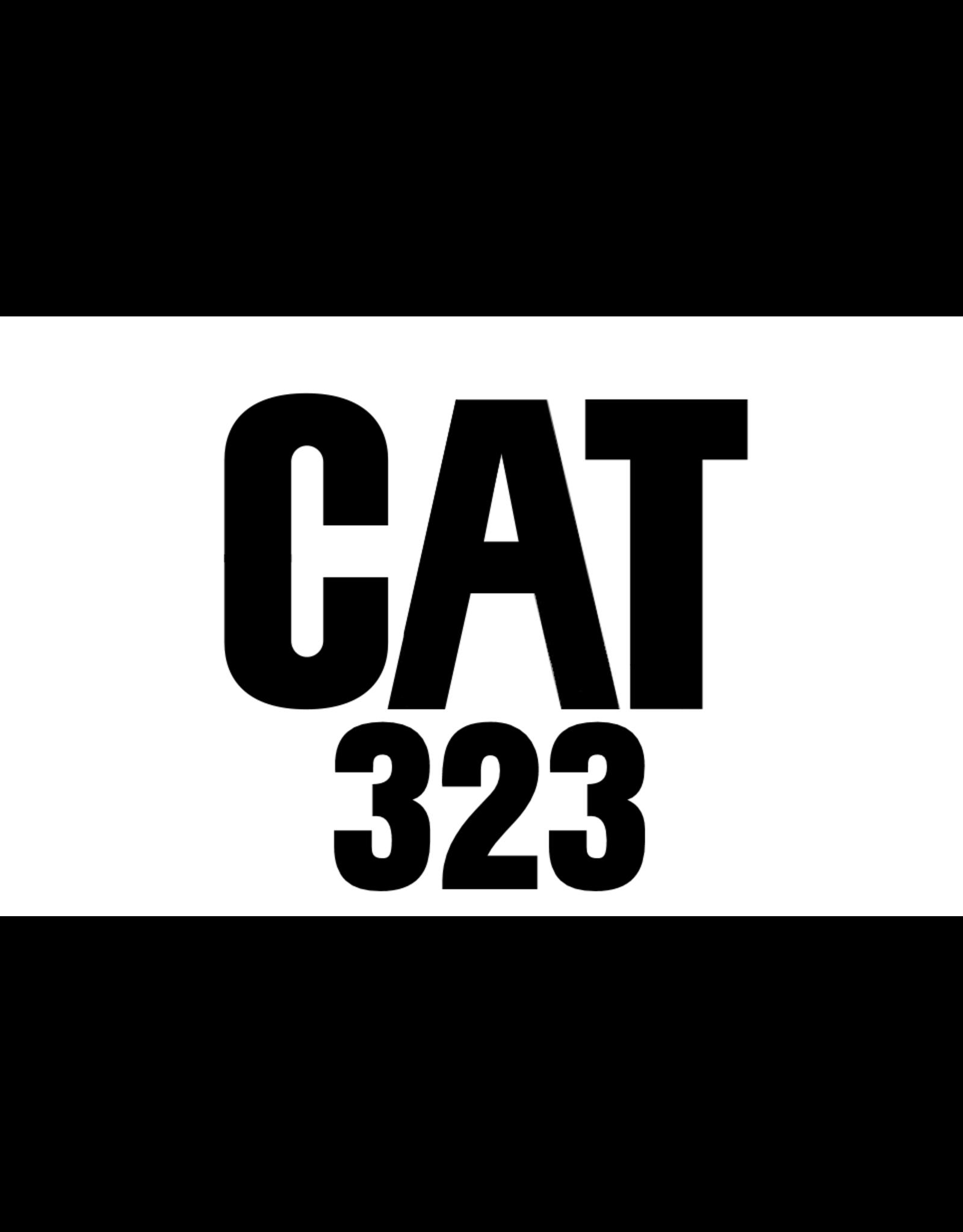 Echle Hartstahl GmbH FOPS pour CAT 323