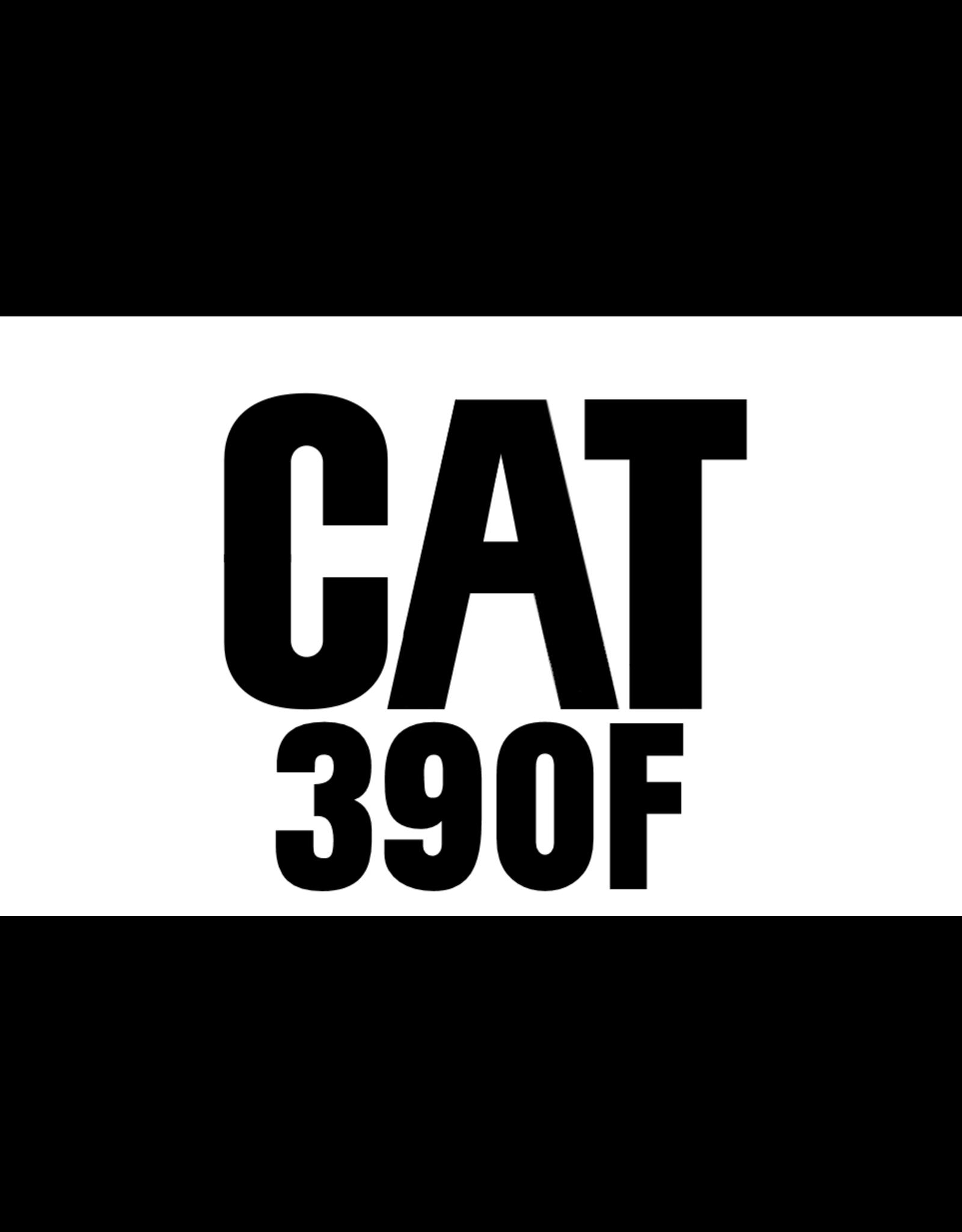 Echle Hartstahl GmbH FOPS pour CAT 390F