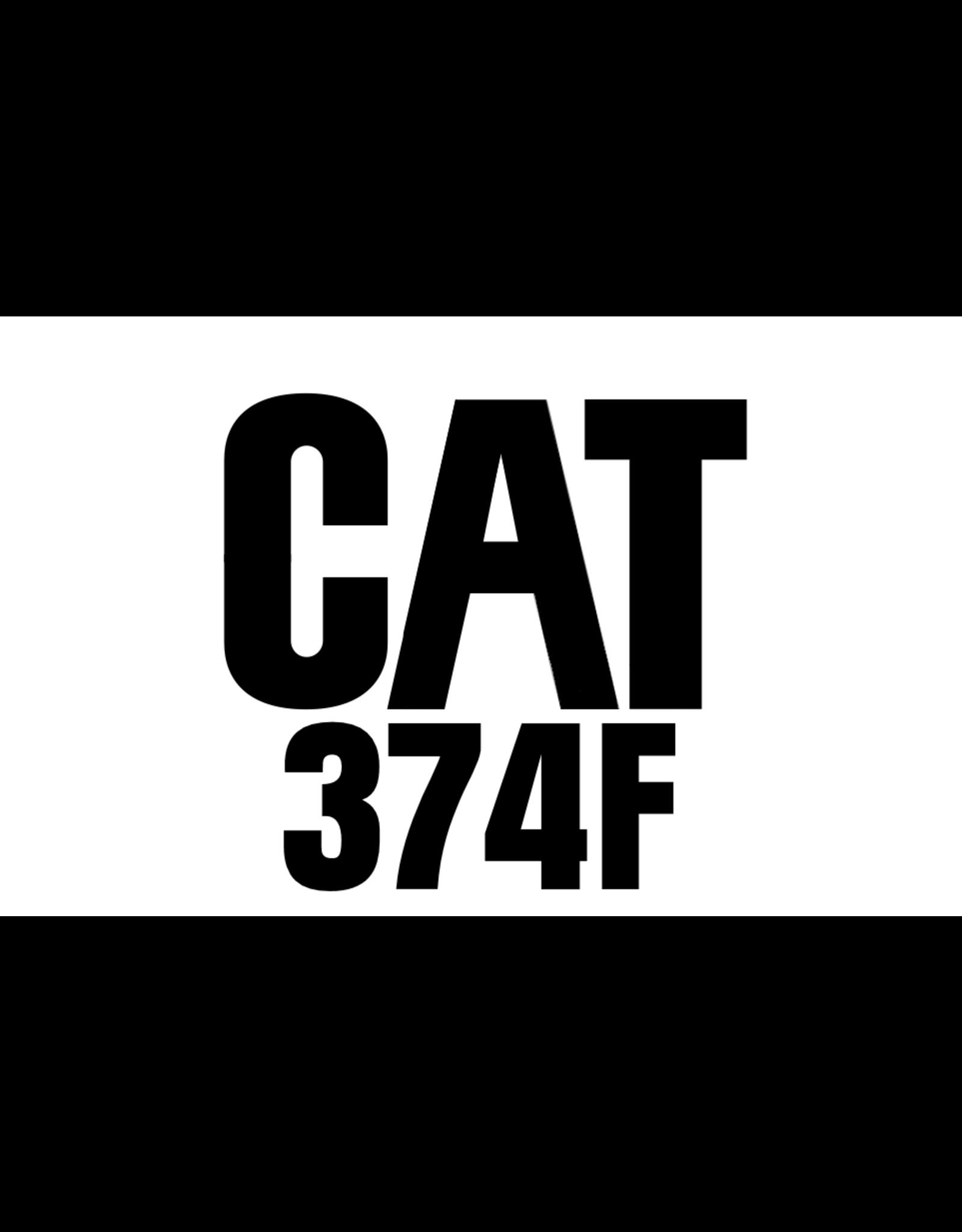 Echle Hartstahl GmbH FOPS pour CAT 374F