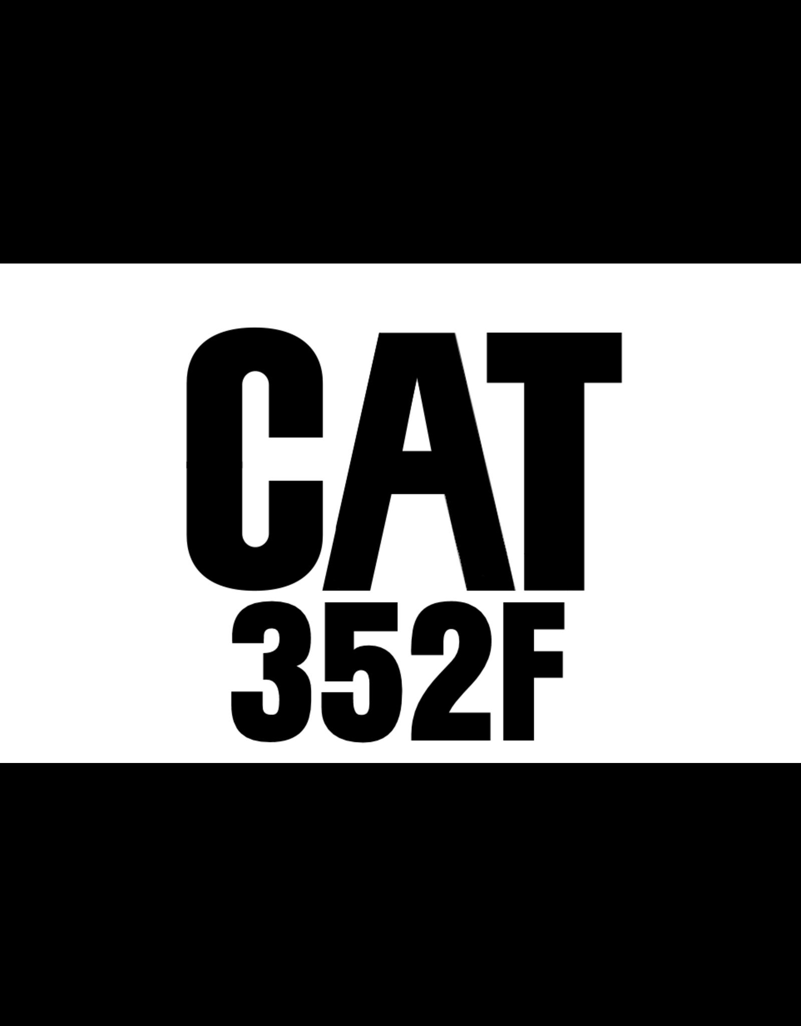 Echle Hartstahl GmbH FOPS pour CAT 352F