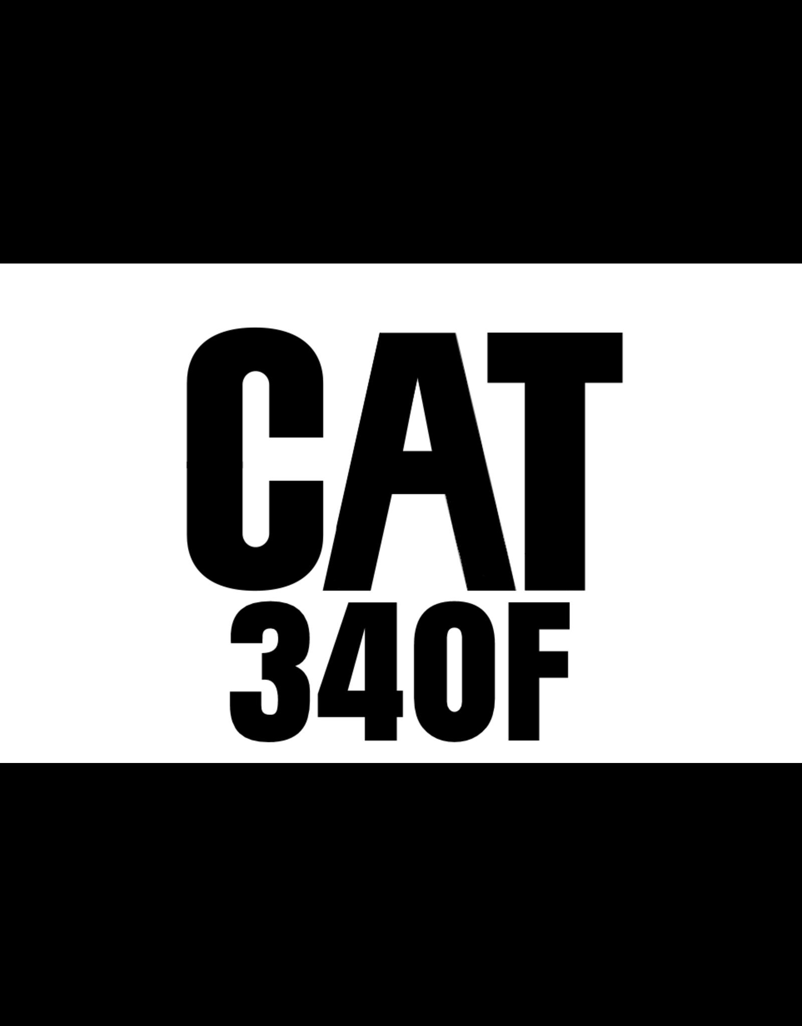 Echle Hartstahl GmbH FOPS pour CAT 340F