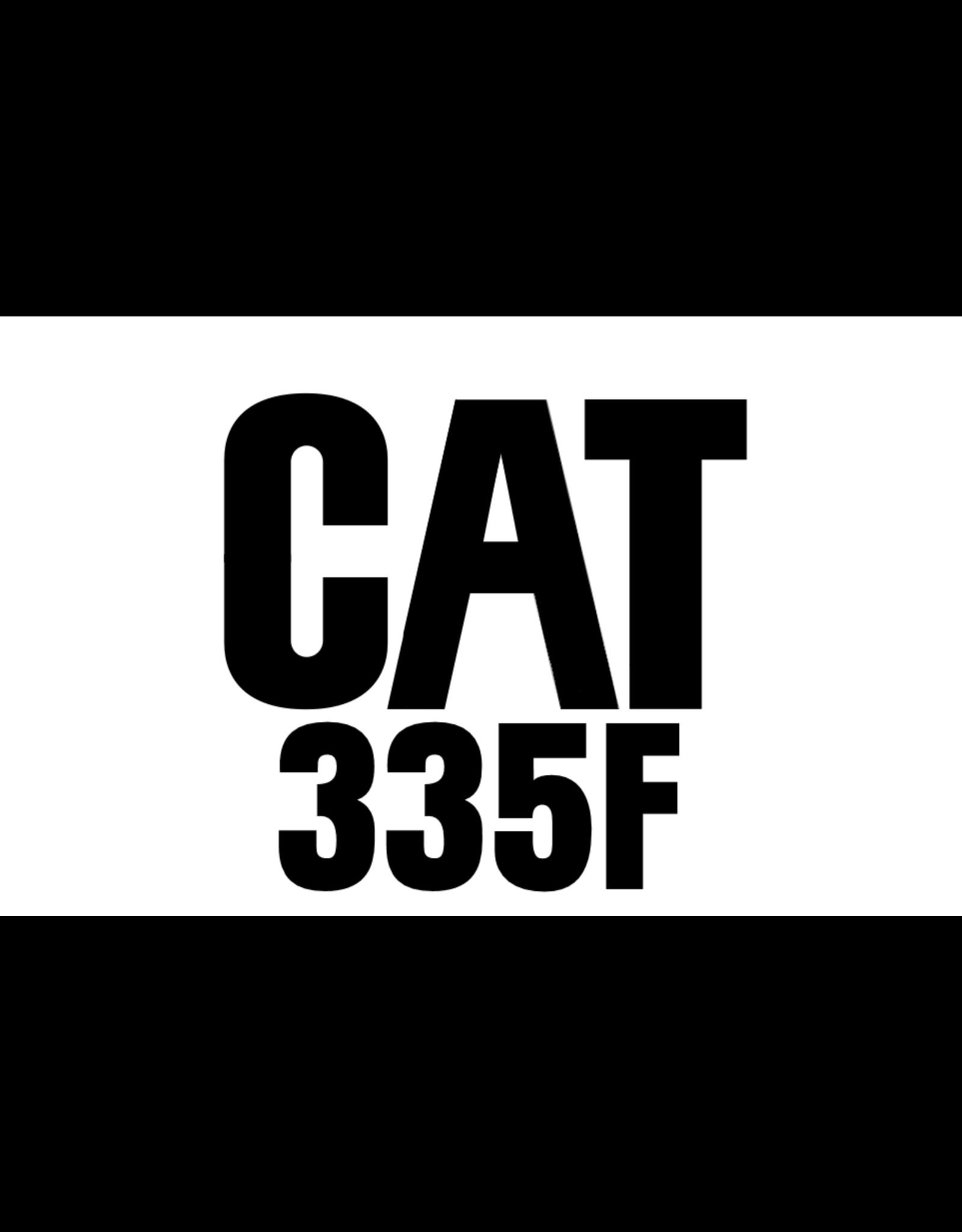 Echle Hartstahl GmbH FOPS pour CAT 335F