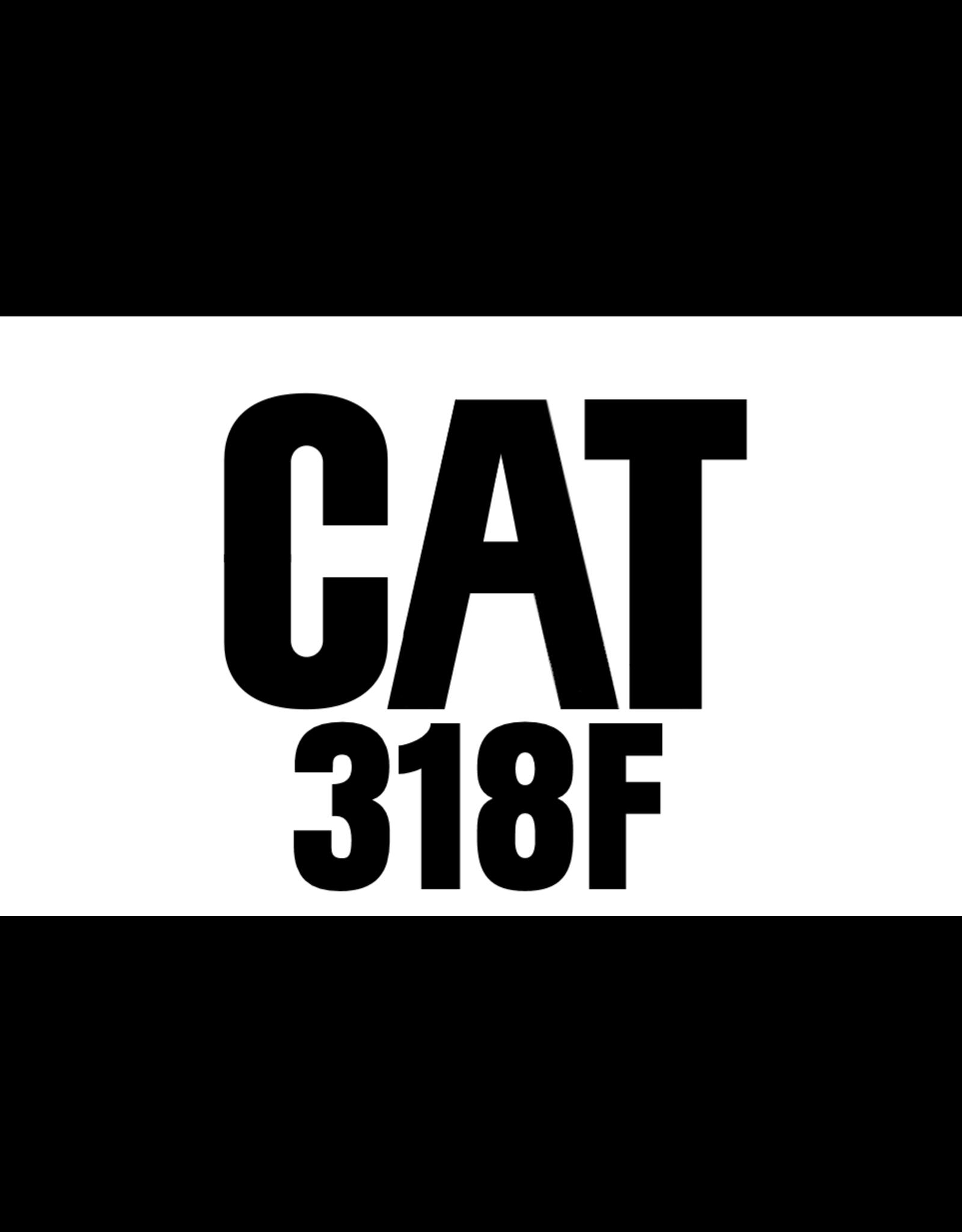 Echle Hartstahl GmbH FOPS pour CAT 318F