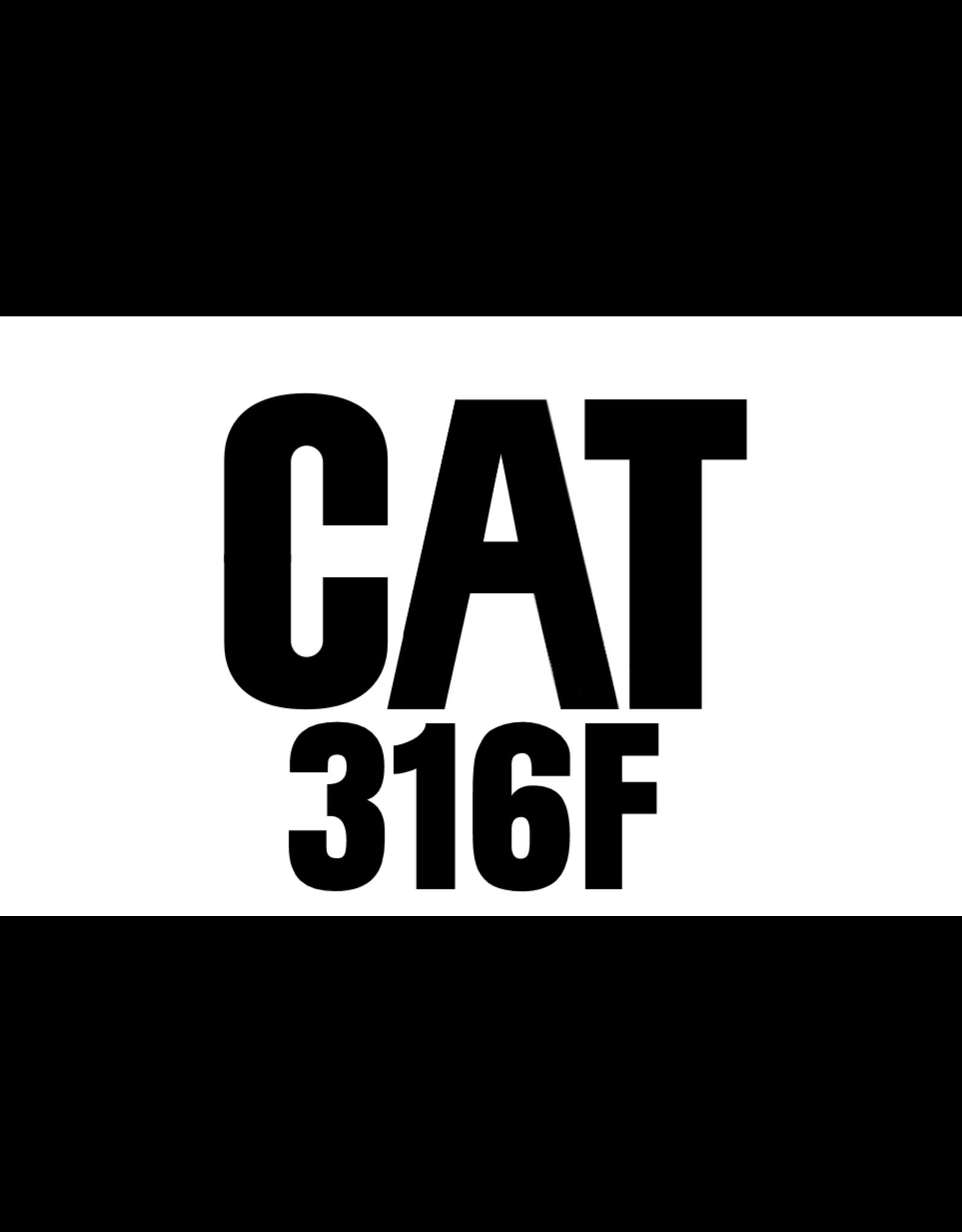 Echle Hartstahl GmbH FOPS pour CAT 316F