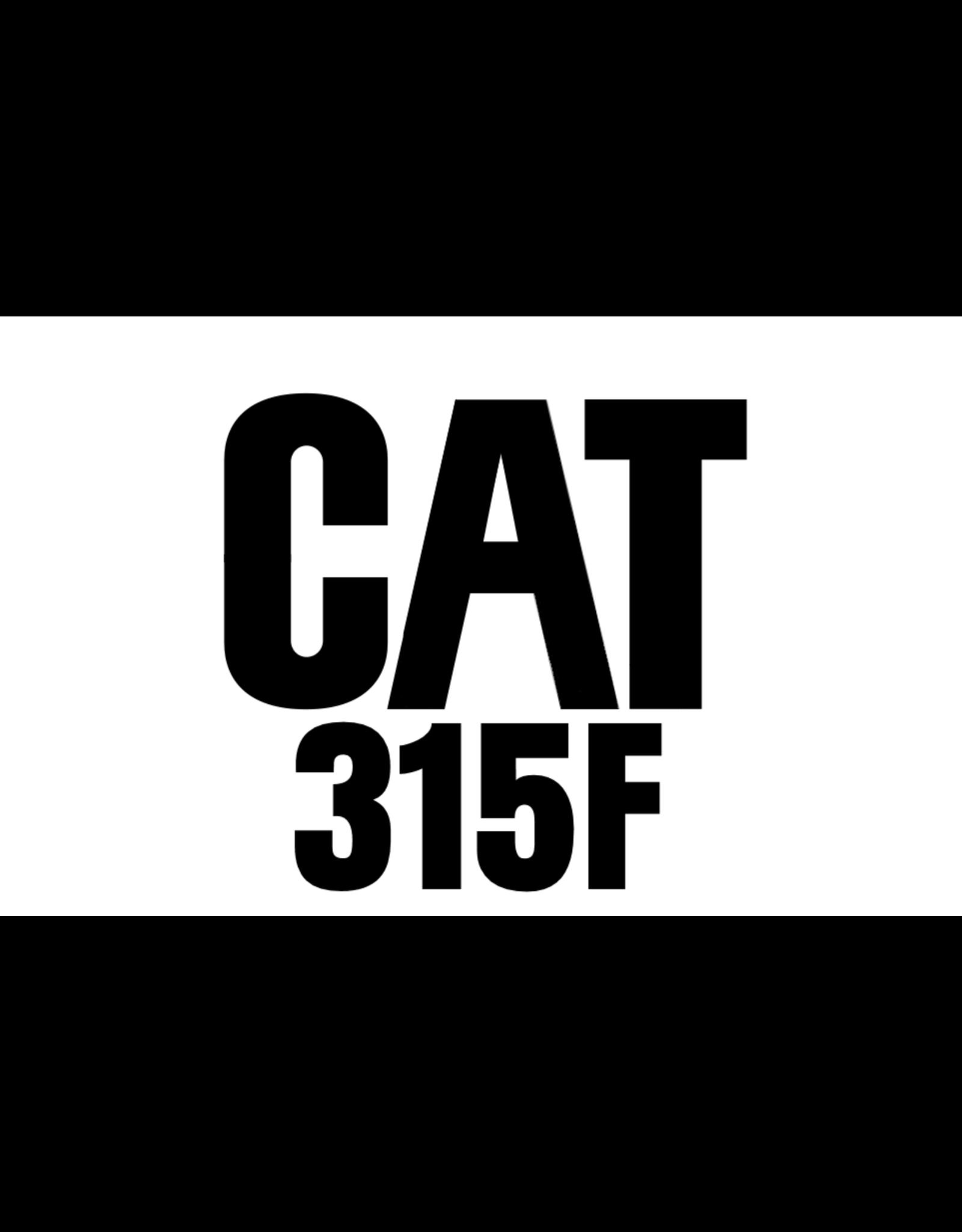 Echle Hartstahl GmbH FOPS für CAT 315F