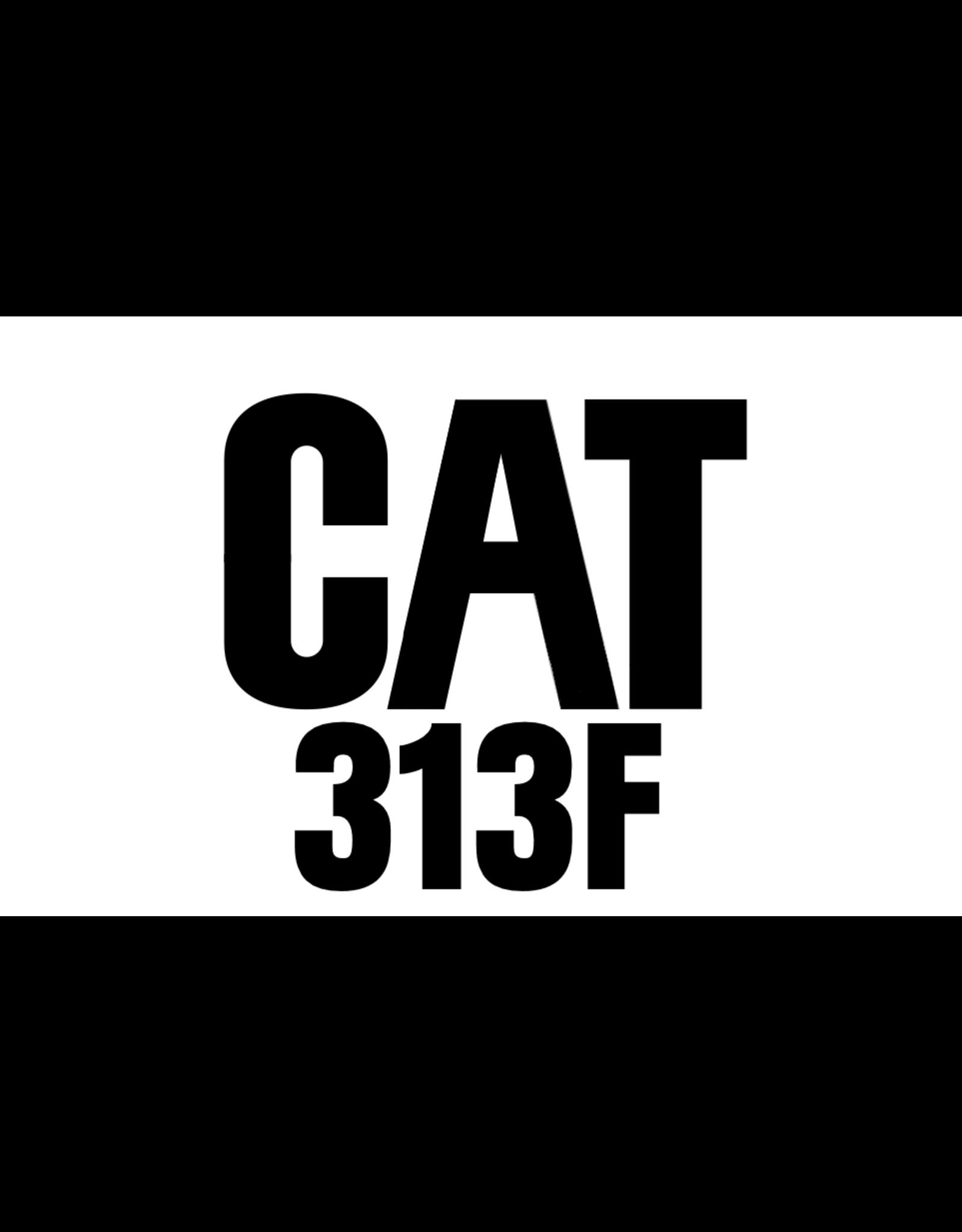Echle Hartstahl GmbH FOPS pour CAT 313F