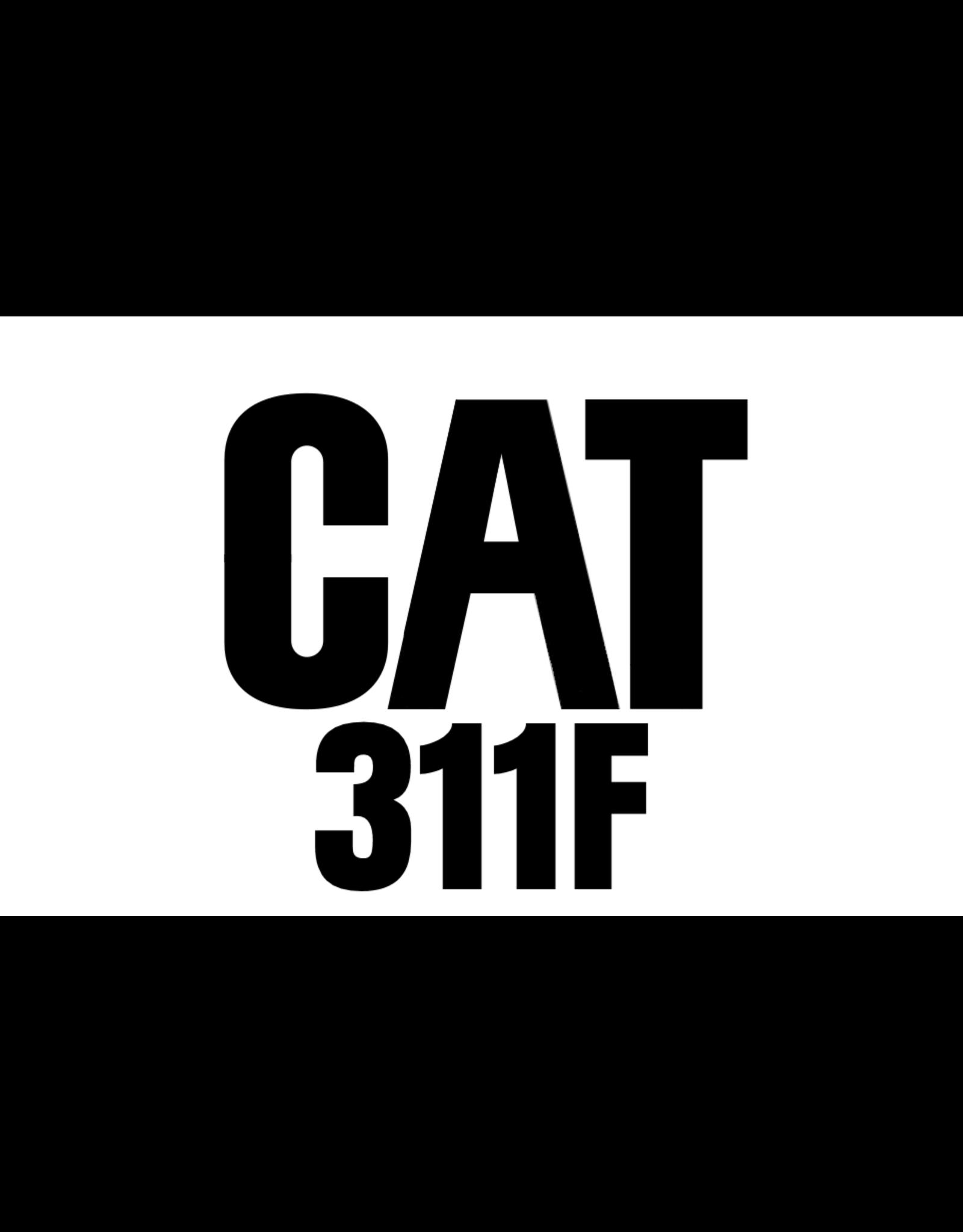 Echle Hartstahl GmbH FOPS for CAT 311F