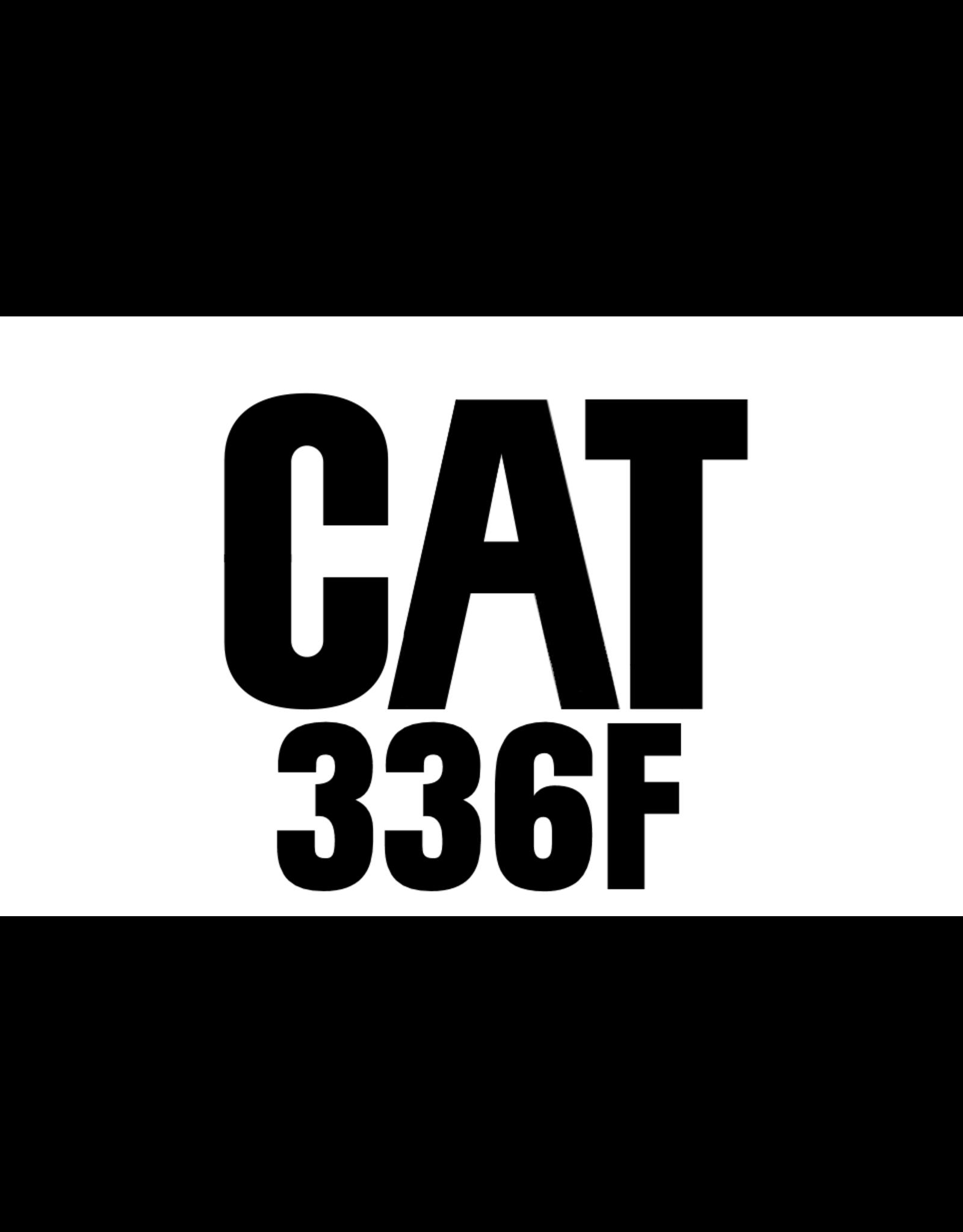 Echle Hartstahl GmbH FOPS pour CAT 336F