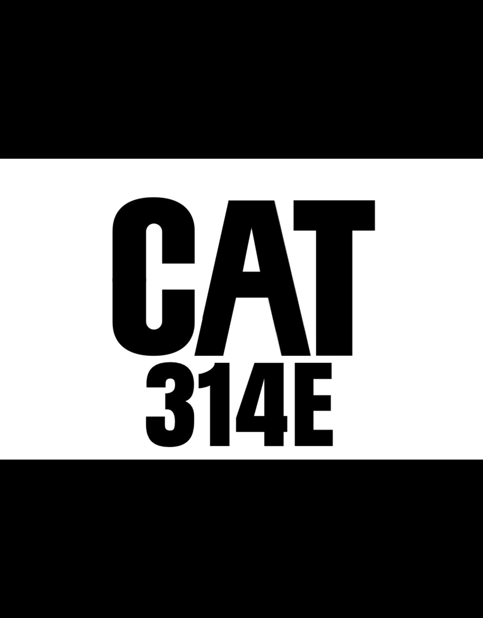 Echle Hartstahl GmbH FOPS for CAT 314E