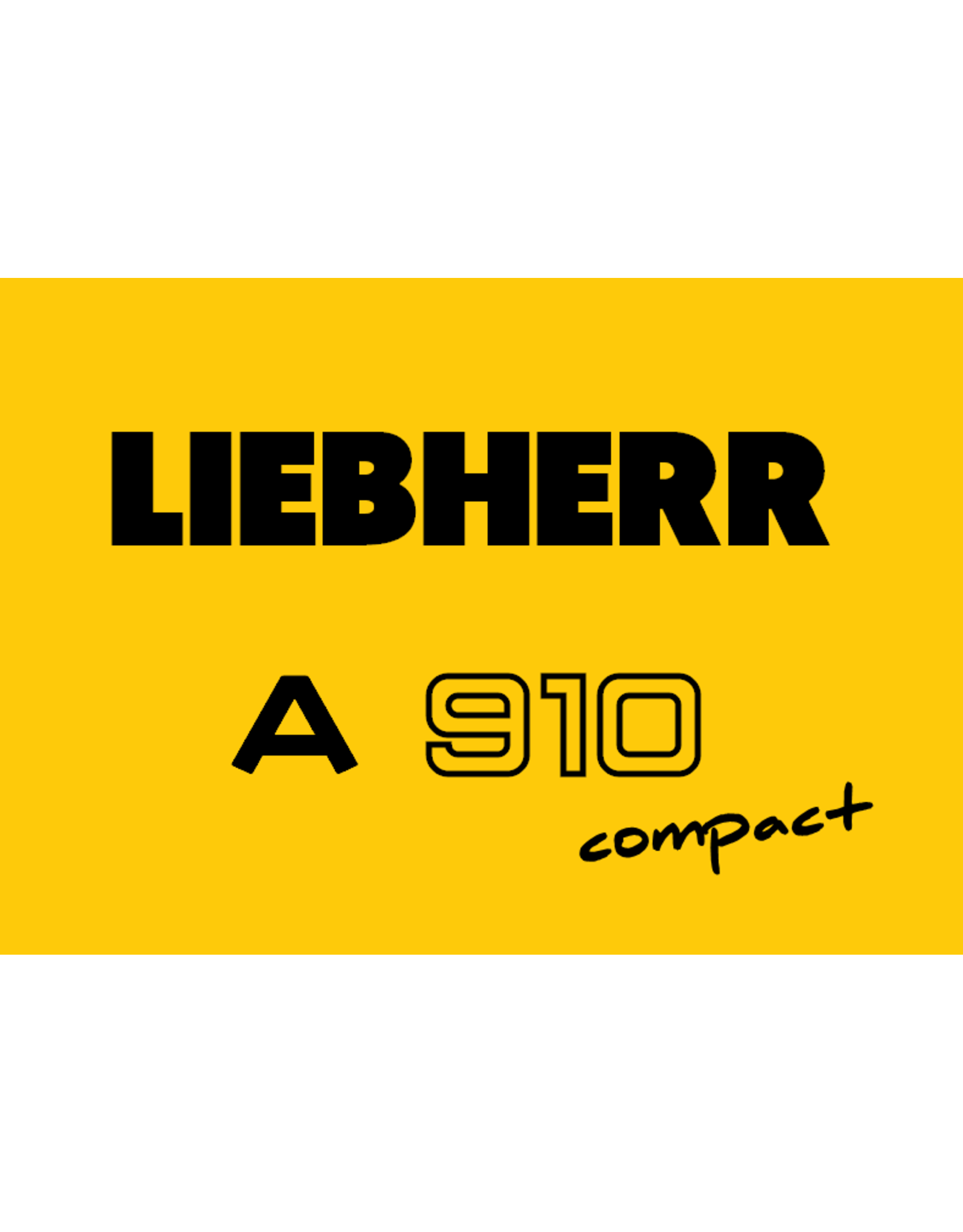 Echle Hartstahl GmbH FOPS for Liebherr A 910 Compact
