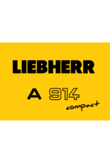 Echle Hartstahl GmbH FOPS for Liebherr A 914 Compact