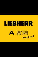 Echle Hartstahl GmbH FOPS für Liebherr A 918 Compact