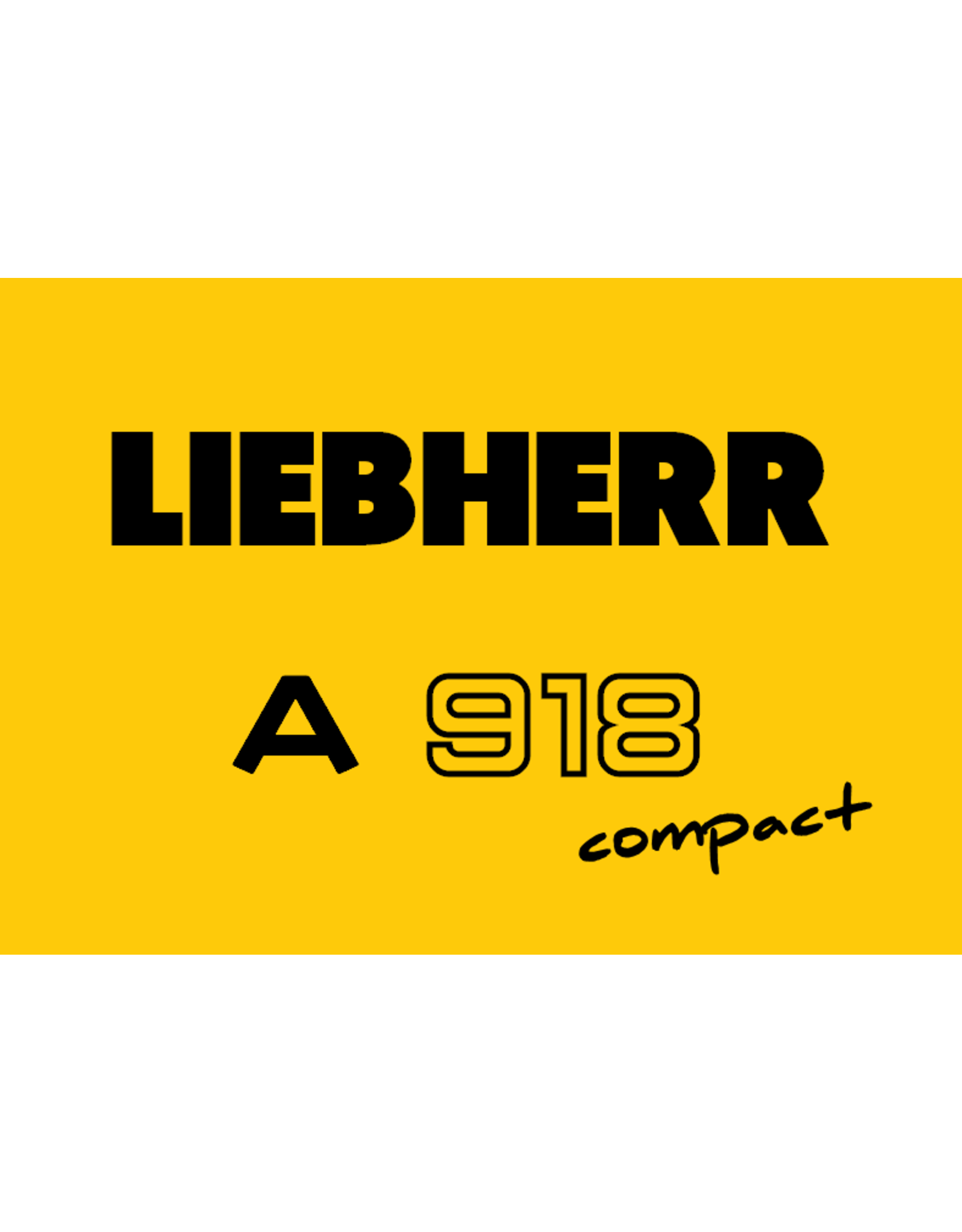 Echle Hartstahl GmbH FOPS for Liebherr A 918 Compact