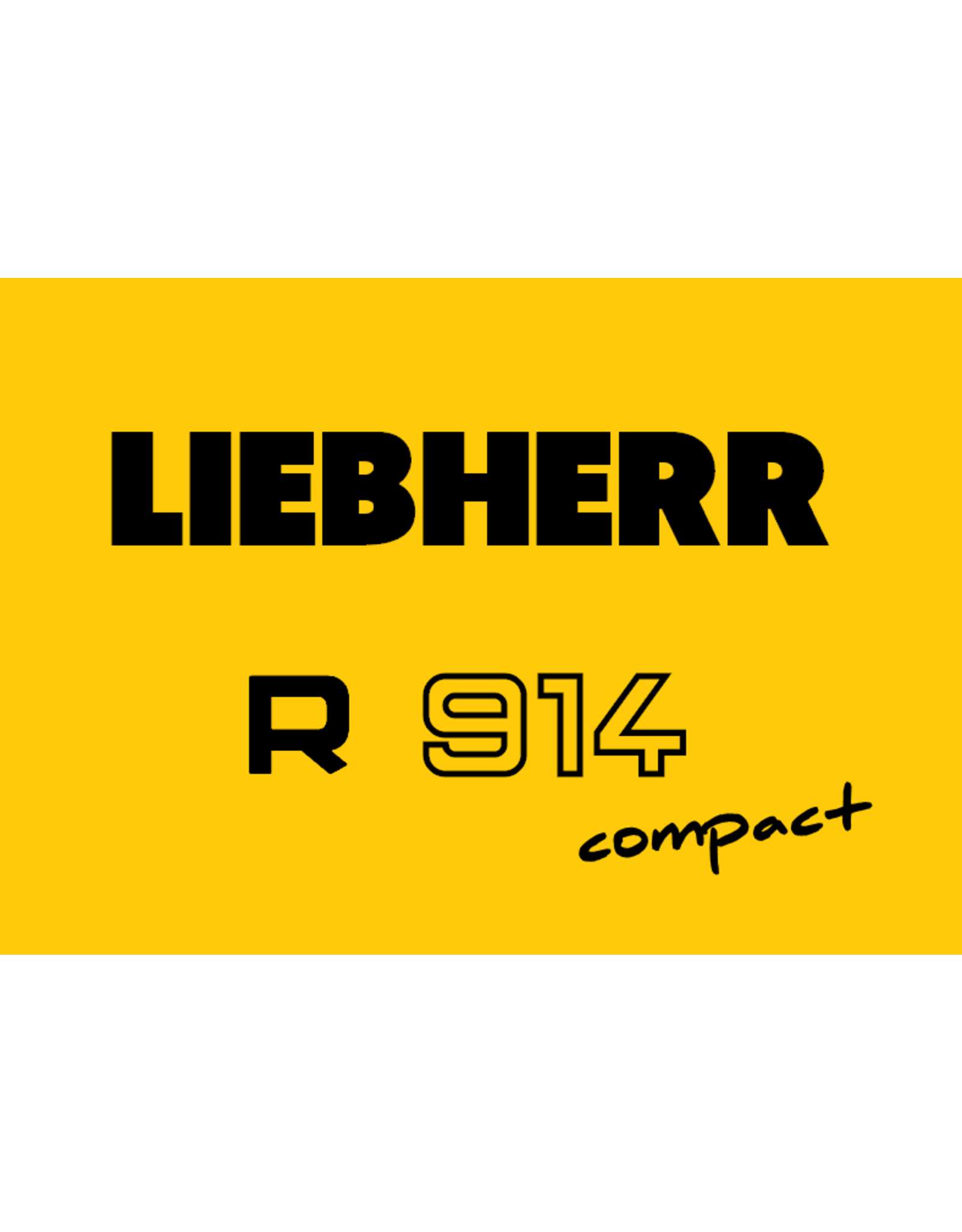 Echle Hartstahl GmbH FOPS for Liebherr R 914 Compact