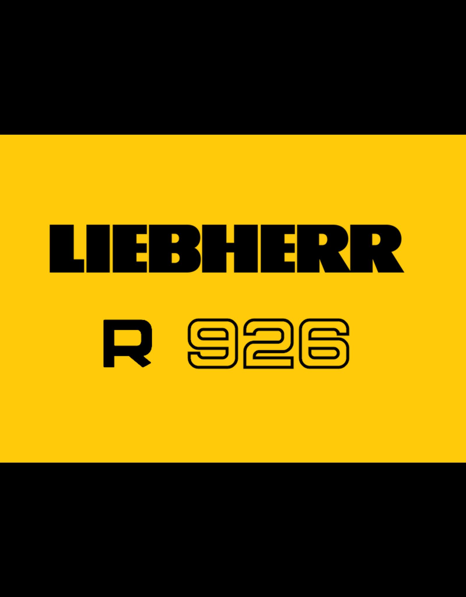Echle Hartstahl GmbH FOPS für Liebherr R 926