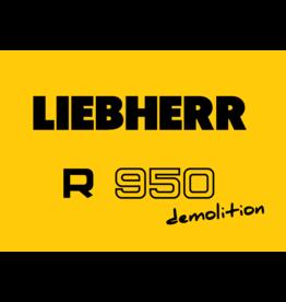 Echle Hartstahl GmbH FOPS R 950 Demolition