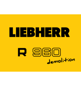 Echle Hartstahl GmbH FOPS R 960 Demolition