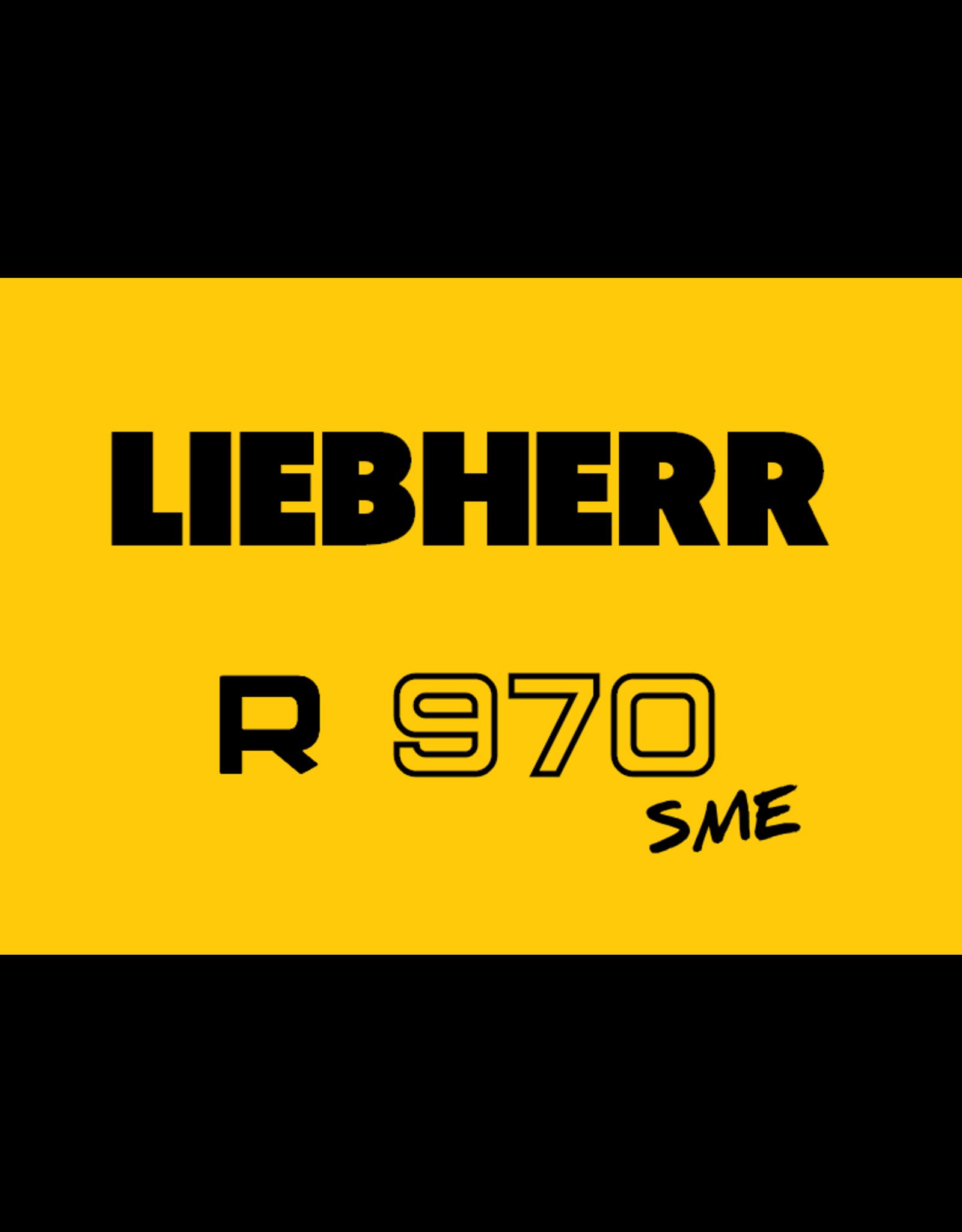 Echle Hartstahl GmbH FOPS für Liebherr R 970 SME
