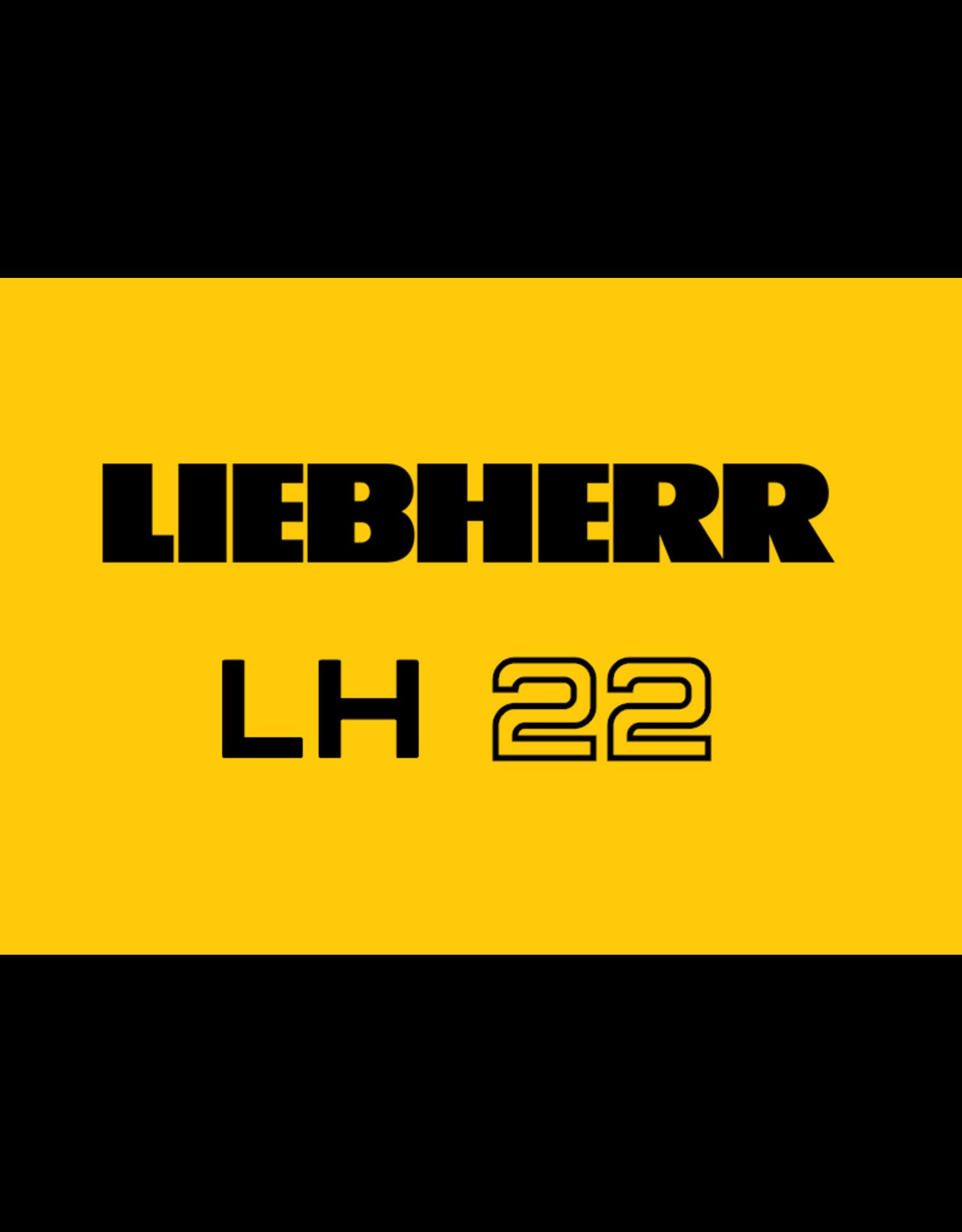Echle Hartstahl GmbH FOPS for Liebherr LH 22