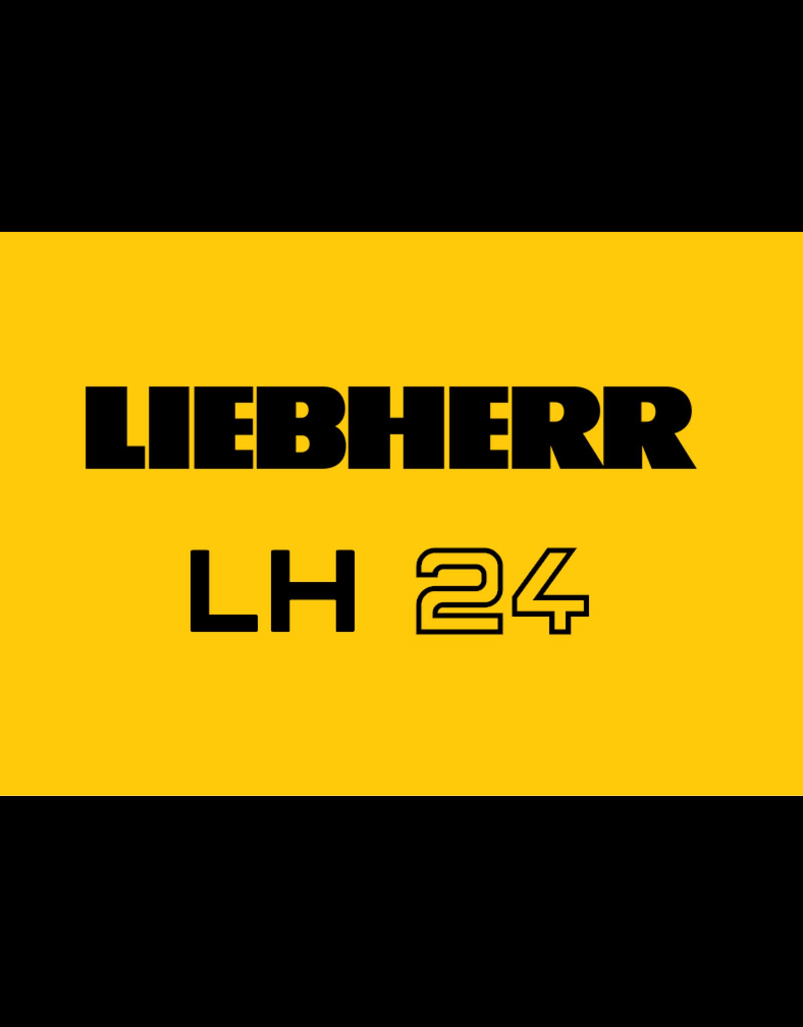 Echle Hartstahl GmbH FOPS pour Liebherr LH 24