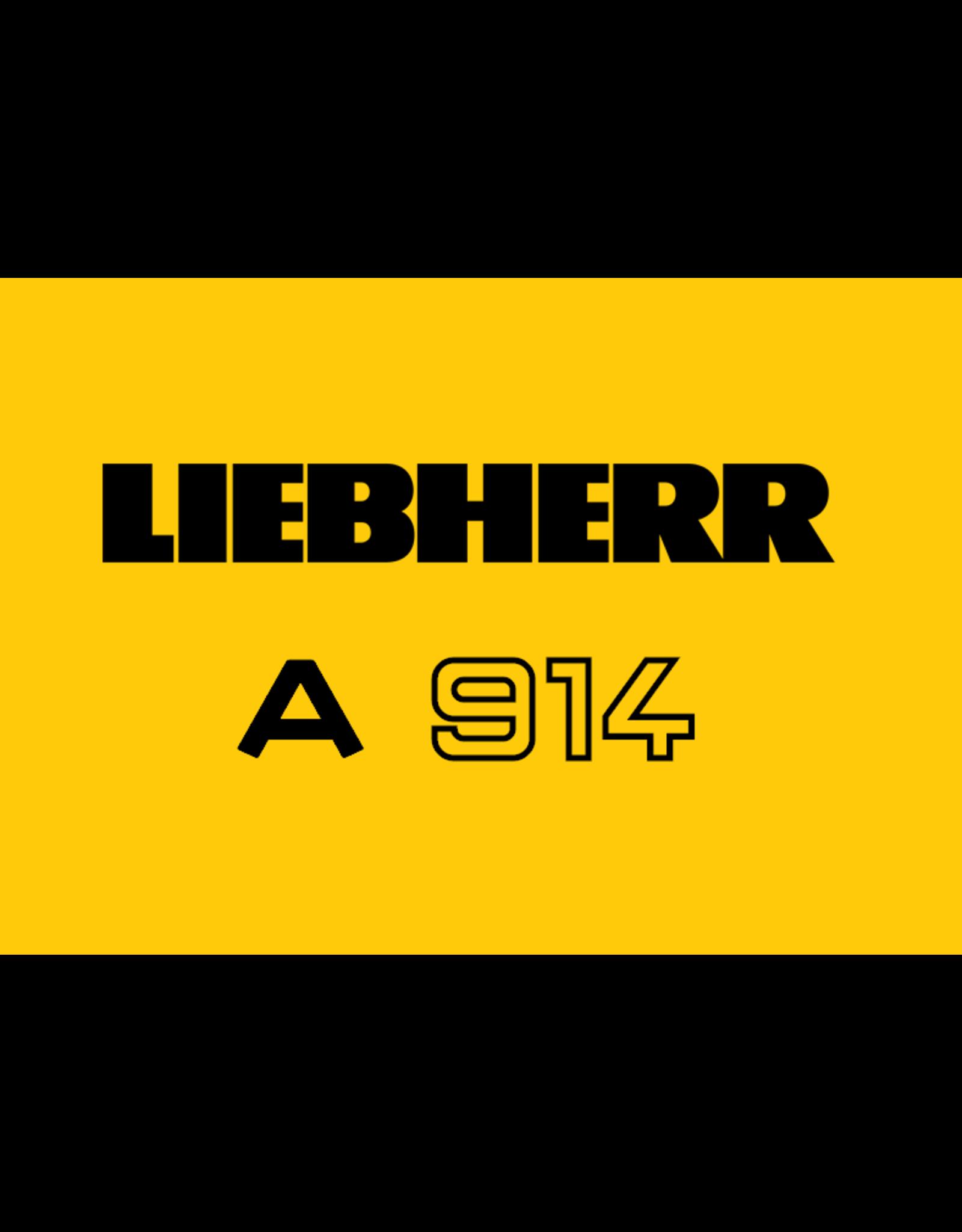 Echle Hartstahl GmbH FOPS pour Liebherr A 914