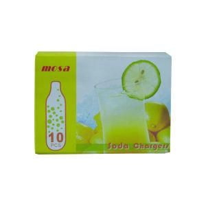 Mosa Soda CO2 Patronen 8 gram
