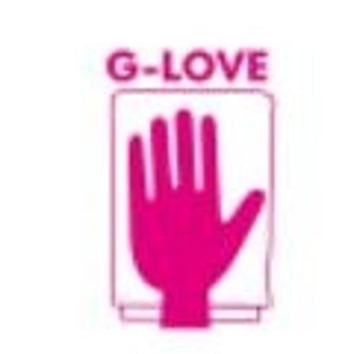 No G-Love verfrissingshandschoen