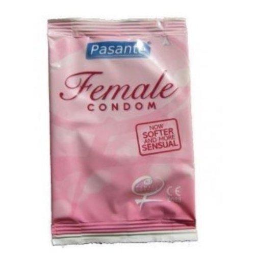 Pasante Female Vrouwencondoom (Latexvrij)